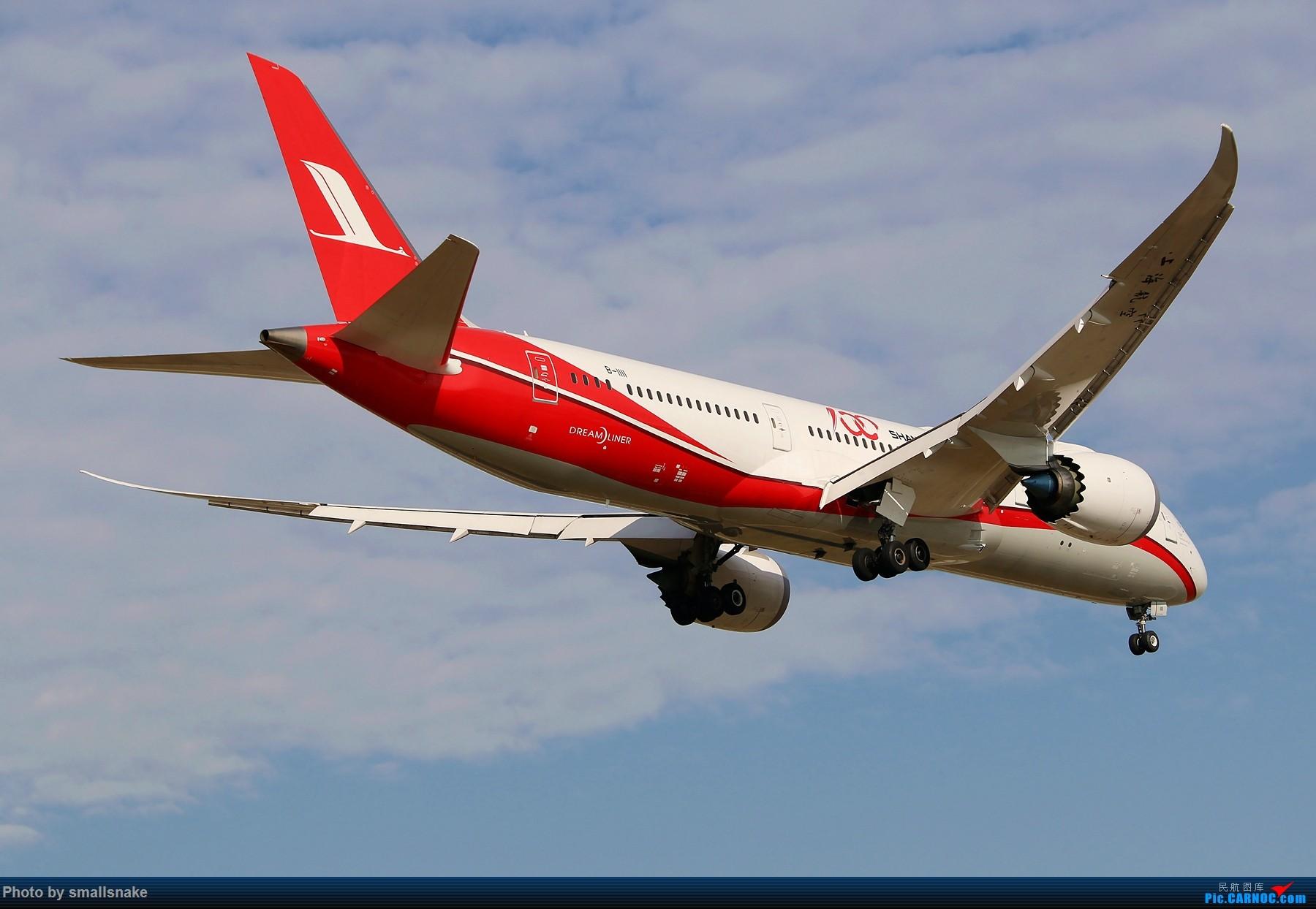 Re:[原创]机压图,CAN拍机... BOEING 787-9 B-1111 广州白云国际机场