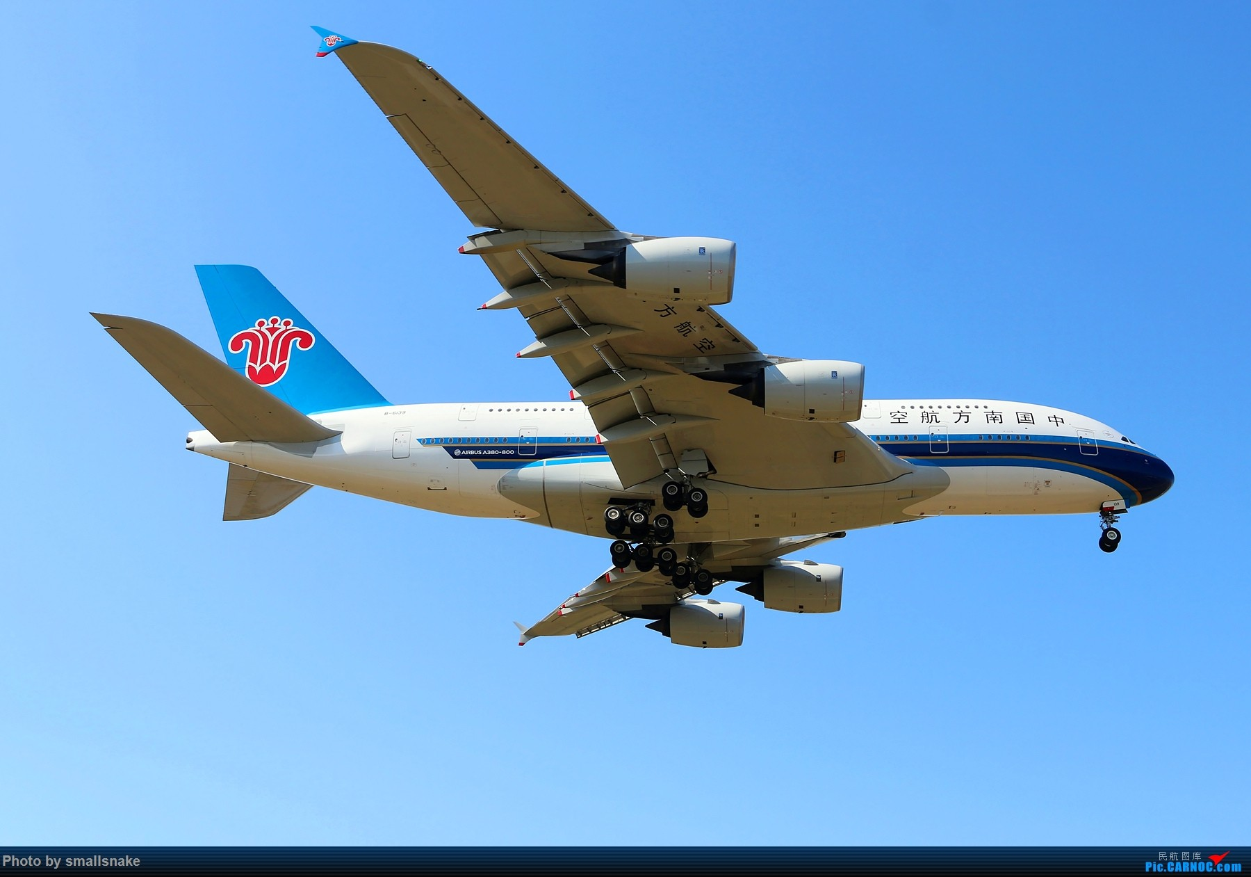 Re:[原创]机压图,CAN拍机... AIRBUS A380 B-6139 广州白云国际机场