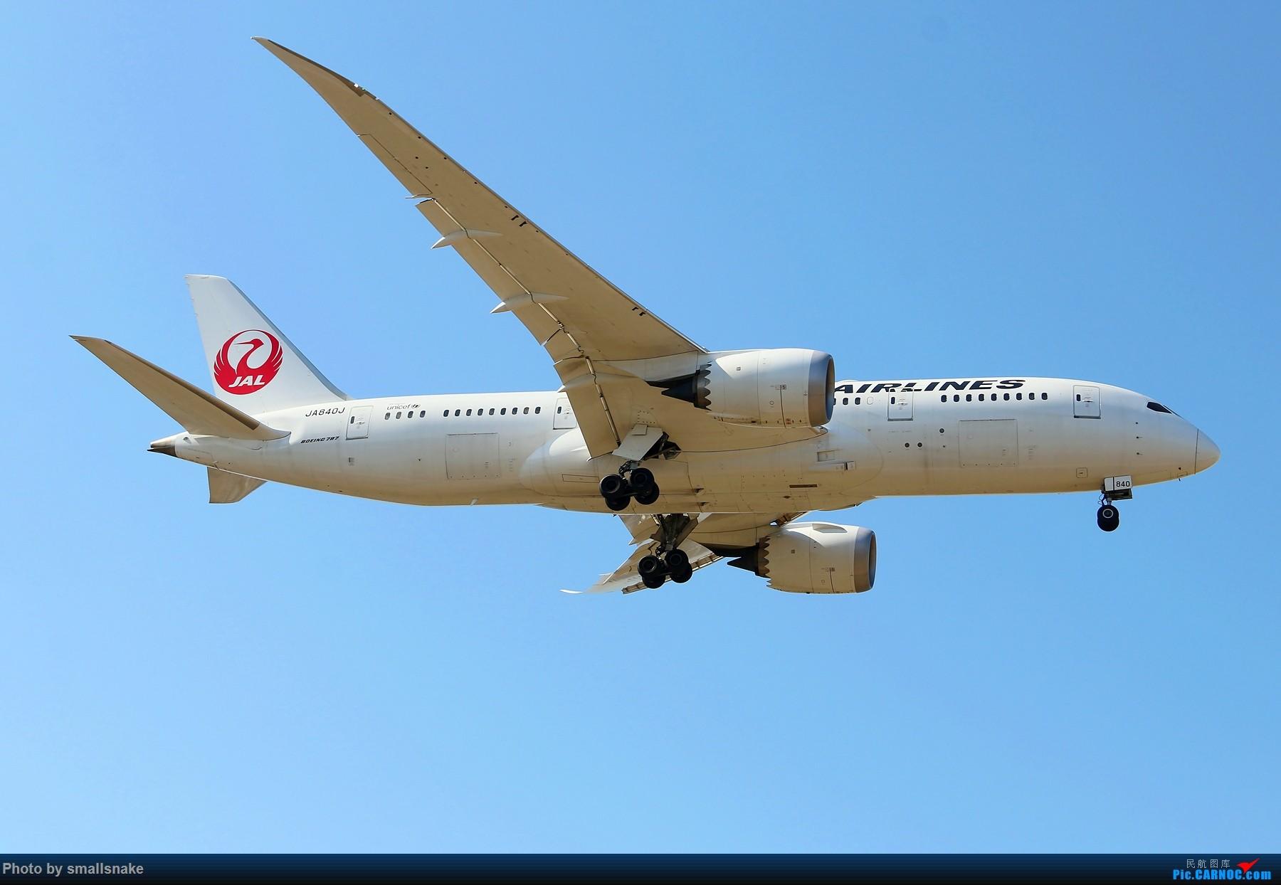 Re:[原创]机压图,CAN拍机... BOEING 787-8 JA840J 广州白云国际机场