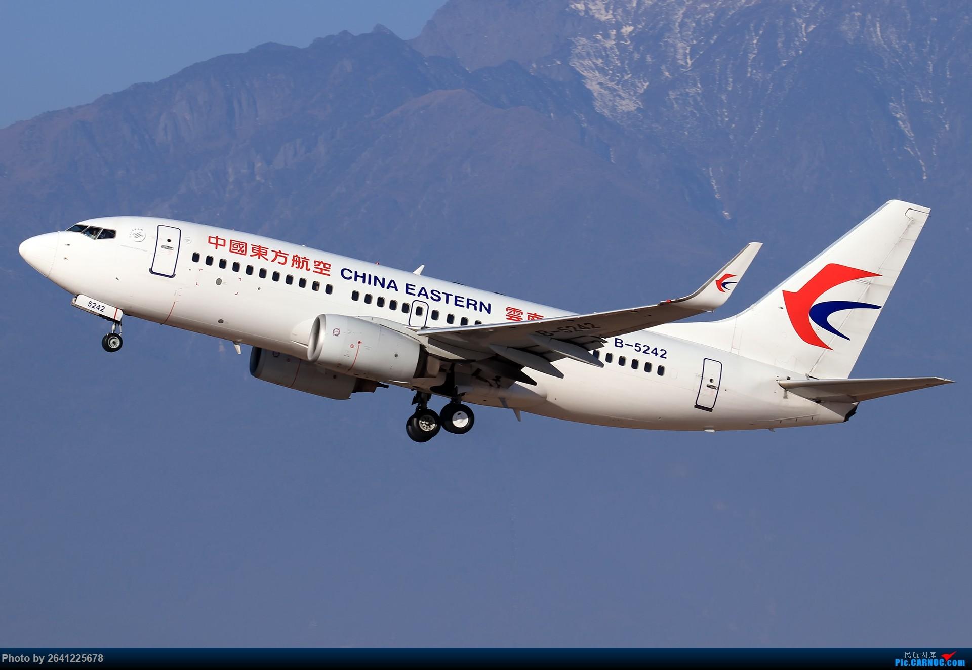 Re:[原创]【DLU】又见云南——大理拍机 BOEING 737-700 B-5245 中国大理机场