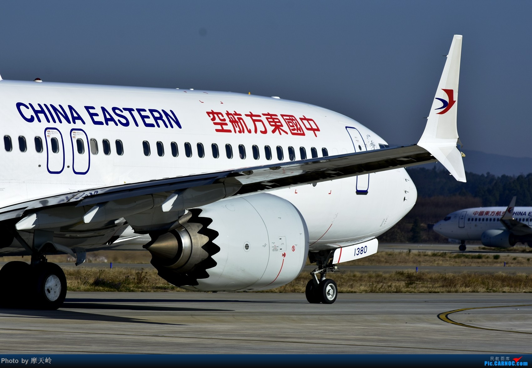 Re:[原创]长水小鸡鸡 BOEING 737MAX-8 B-1380 中国昆明长水国际机场