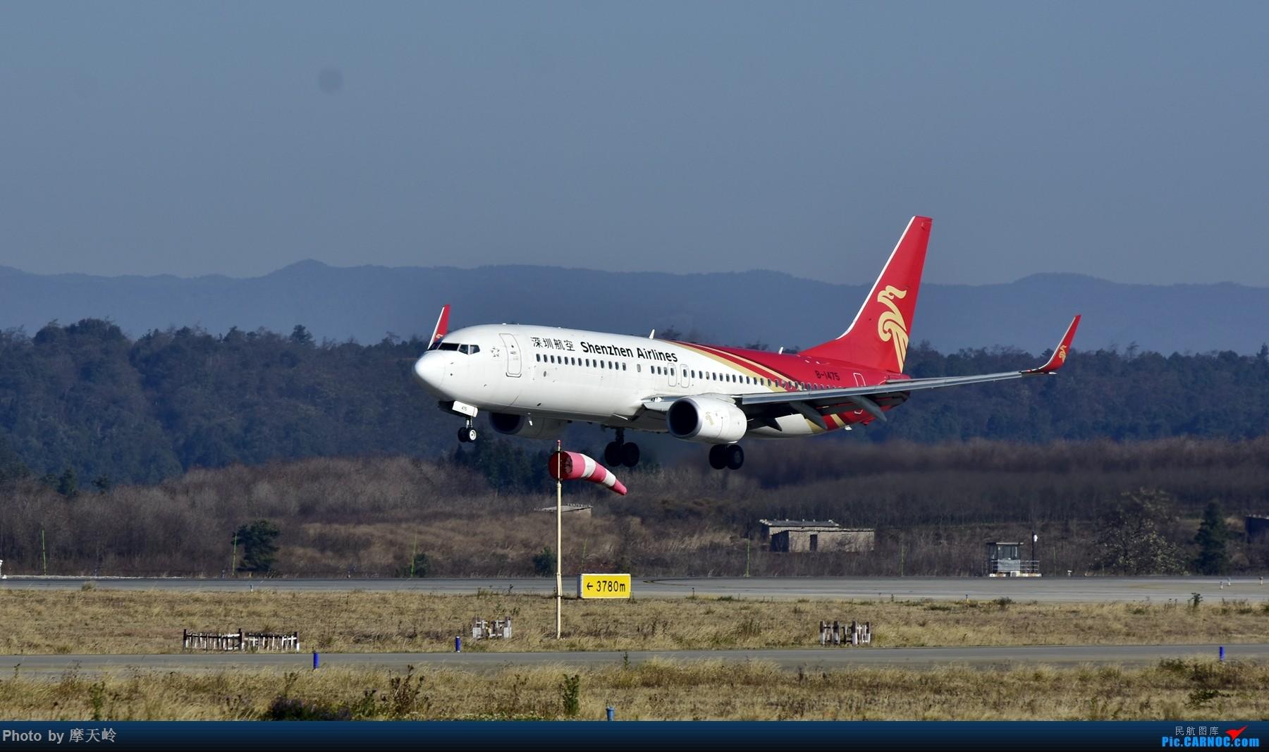 Re:[原创]长水小鸡鸡 BOEING 737-800 B-1475 中国昆明长水国际机场