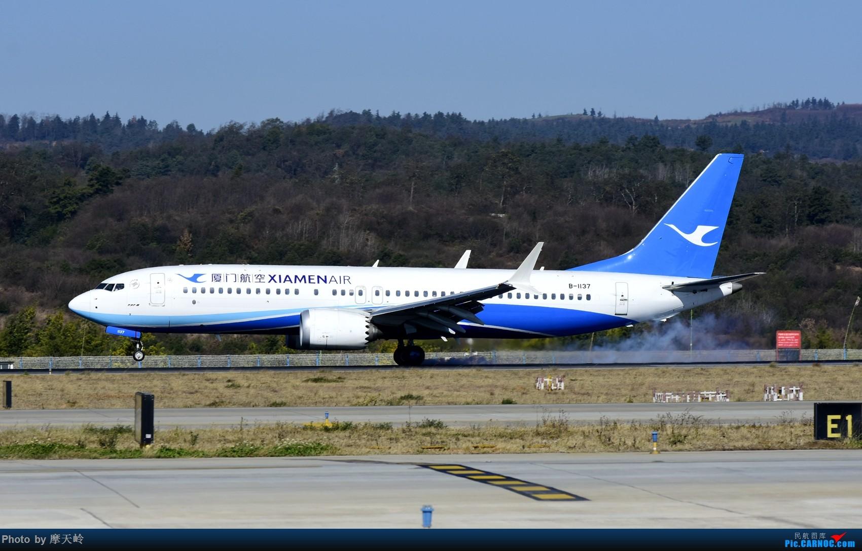Re:[原创]长水小鸡鸡 BOEING 737MAX-8 B-1137 中国昆明长水国际机场