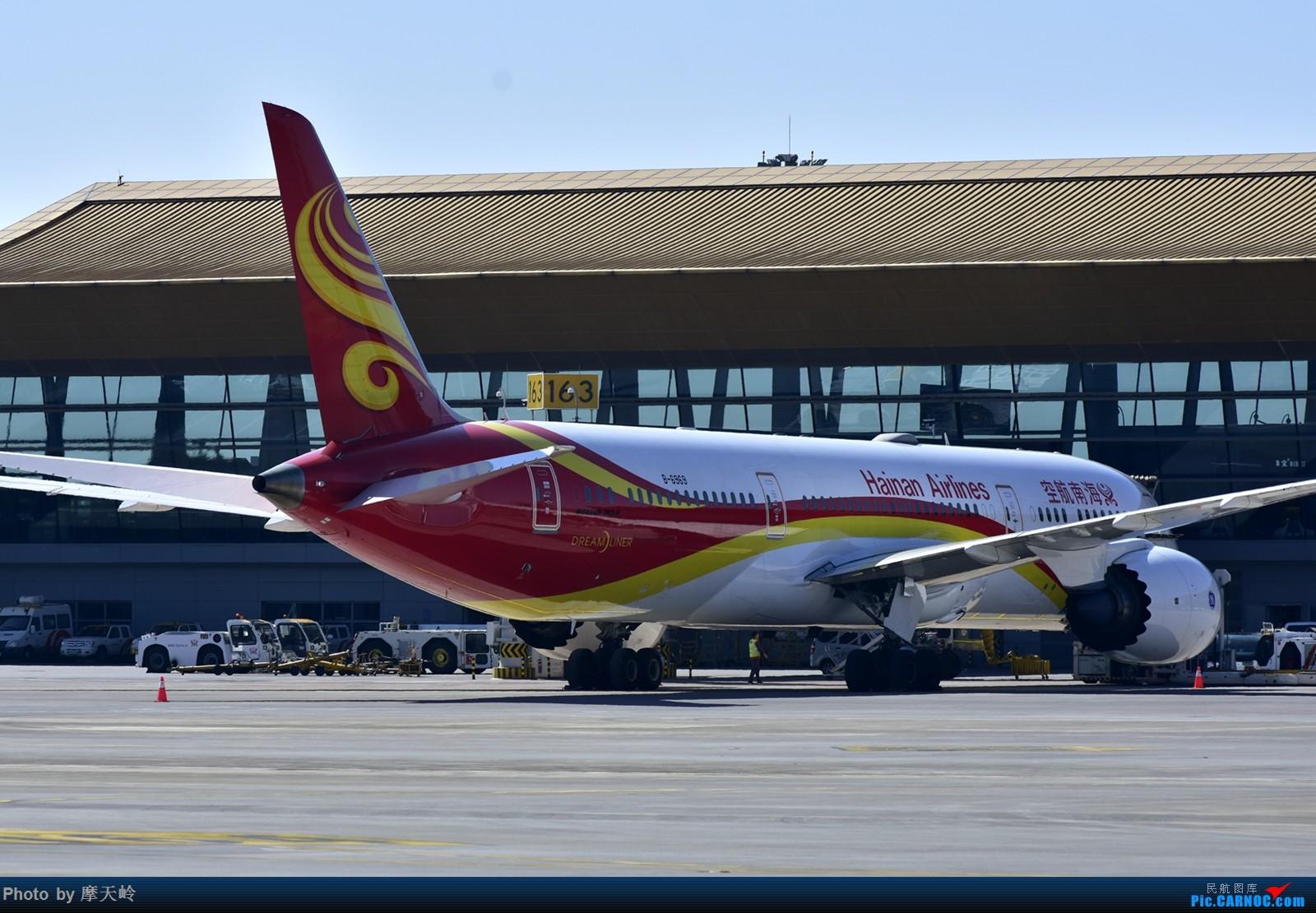 Re:[原创]长水小鸡鸡 BOEING 787-9 B-6969 中国昆明长水国际机场