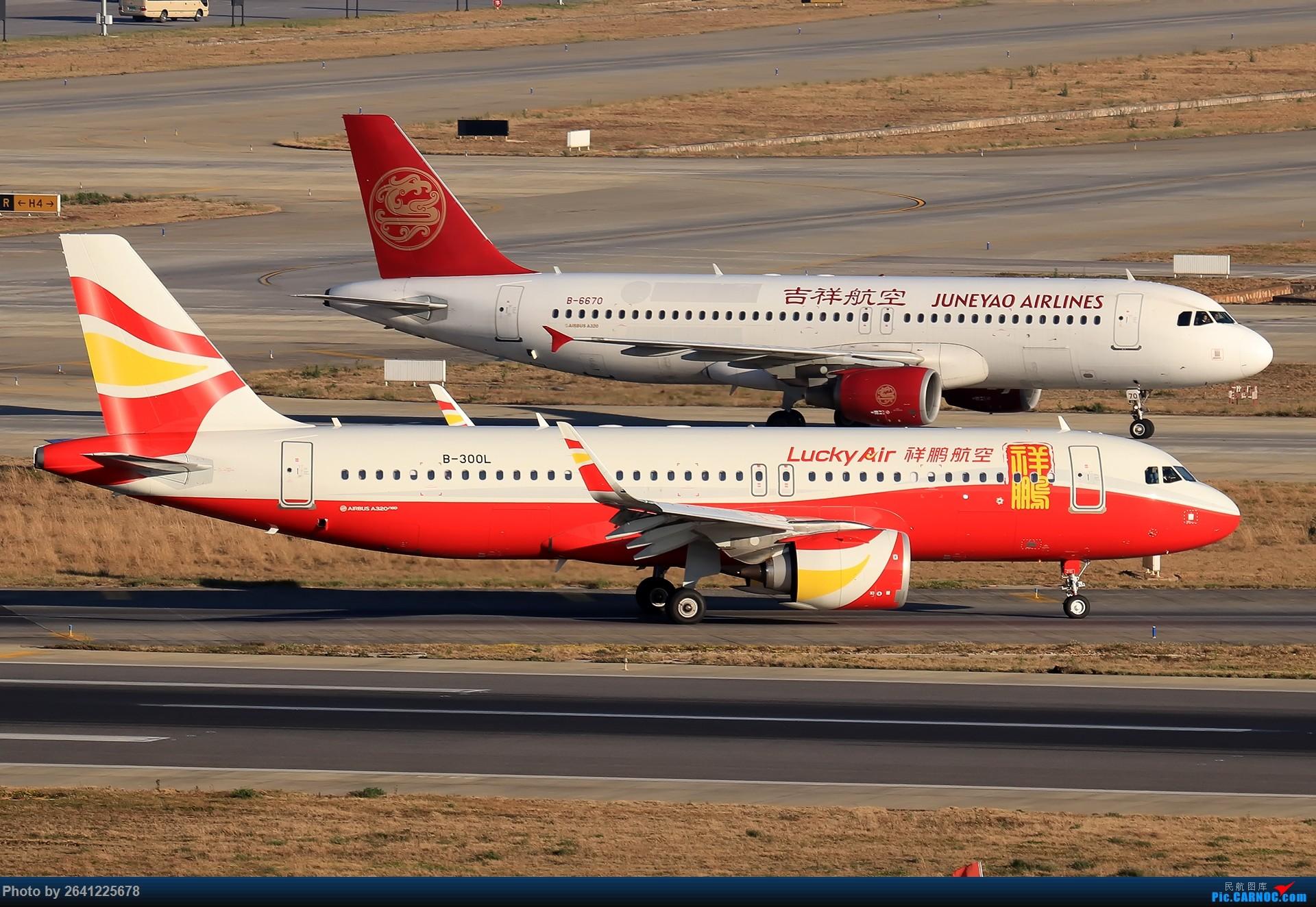 Re:[原创]【KMG】又见云南——昆明 AIRBUS A320NEO B-300L 中国昆明长水国际机场