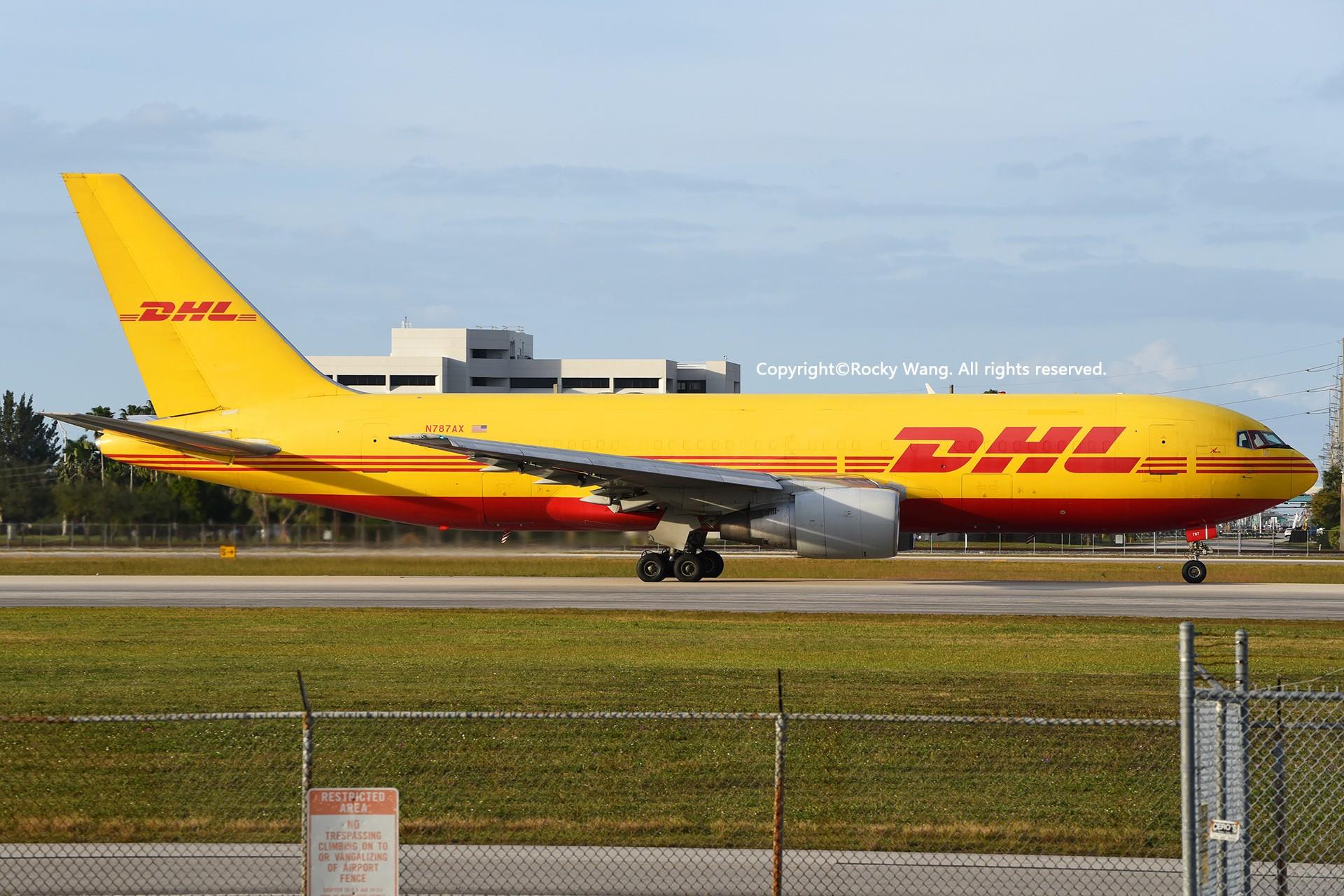 Re:[原创]KMIA 30图 BOEING 767-281(SF) N787AX Miami Int'l Airport