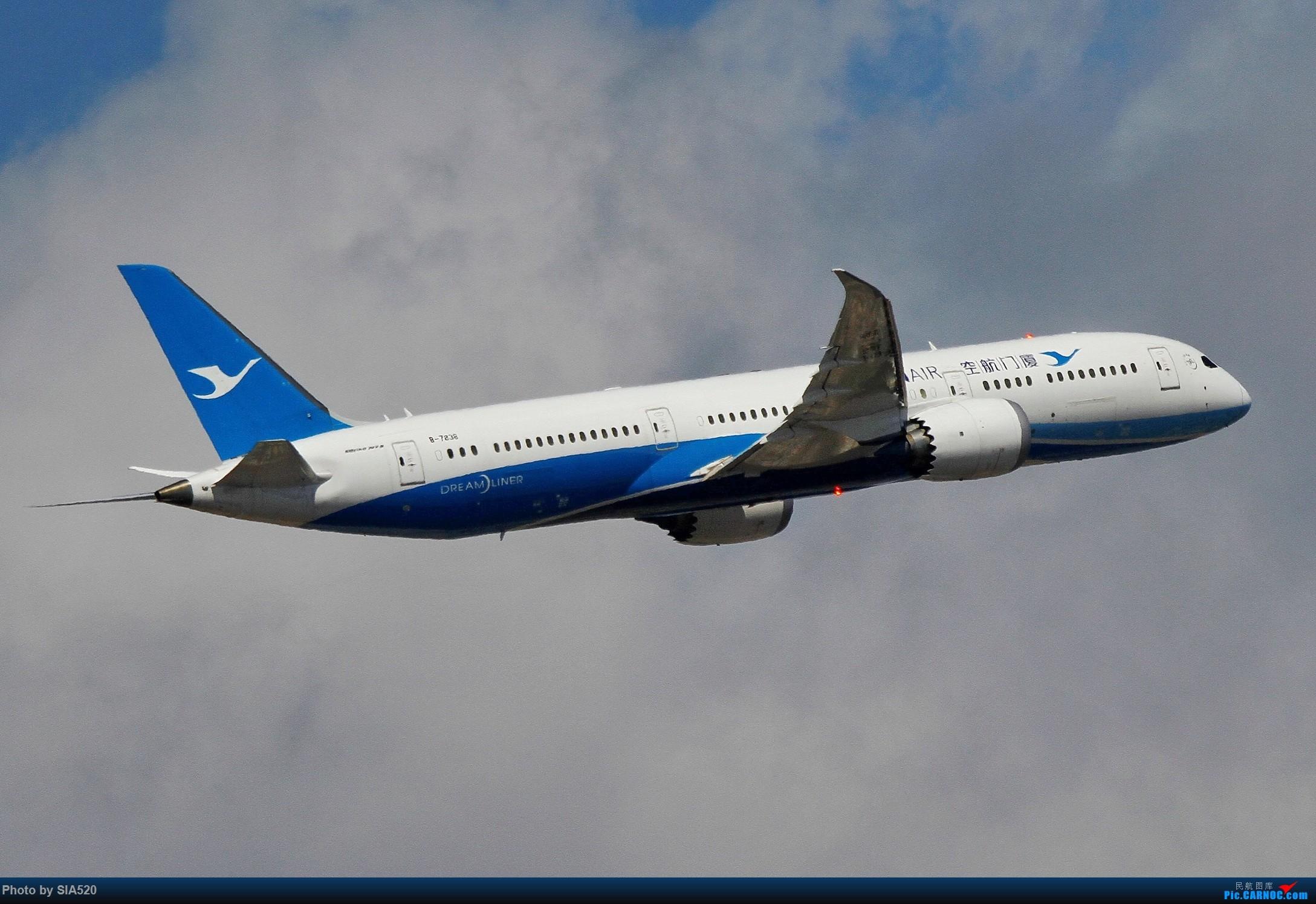 Re:[原创]北京人儿在三亚—600mm解锁凤凰 BOEING 787-9 B-7838 中国三亚凤凰国际机场