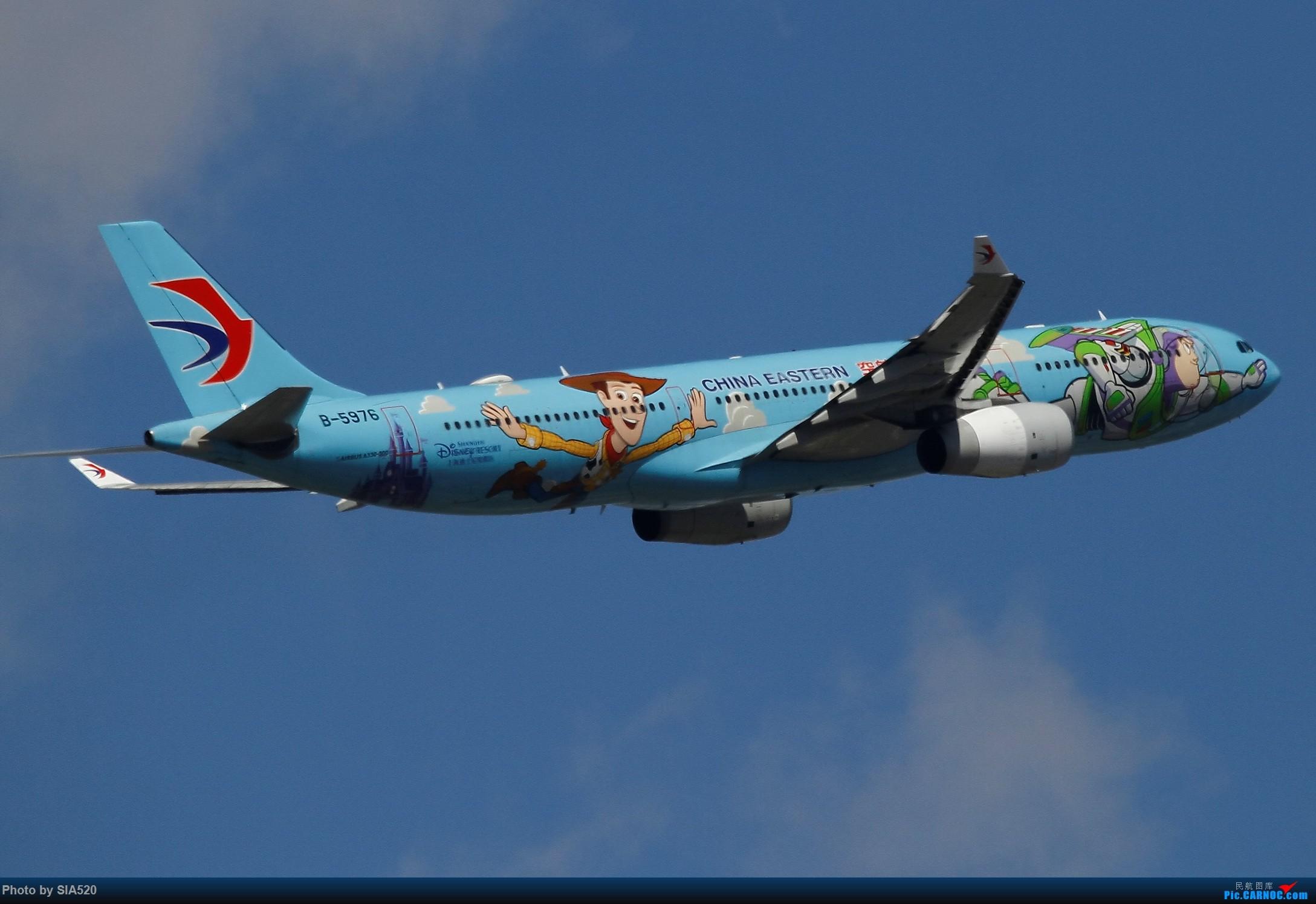 Re:[原创]北京人儿在三亚—600mm解锁凤凰 AIRBUS A330-300 B-5976 中国三亚凤凰国际机场