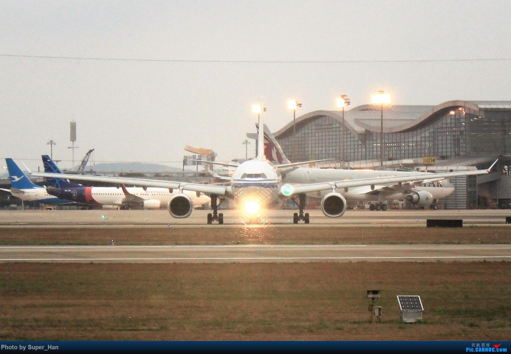 Re:[原创]0208HGH转悠 AIRBUS A330-300 B-5913 中国杭州萧山国际机场
