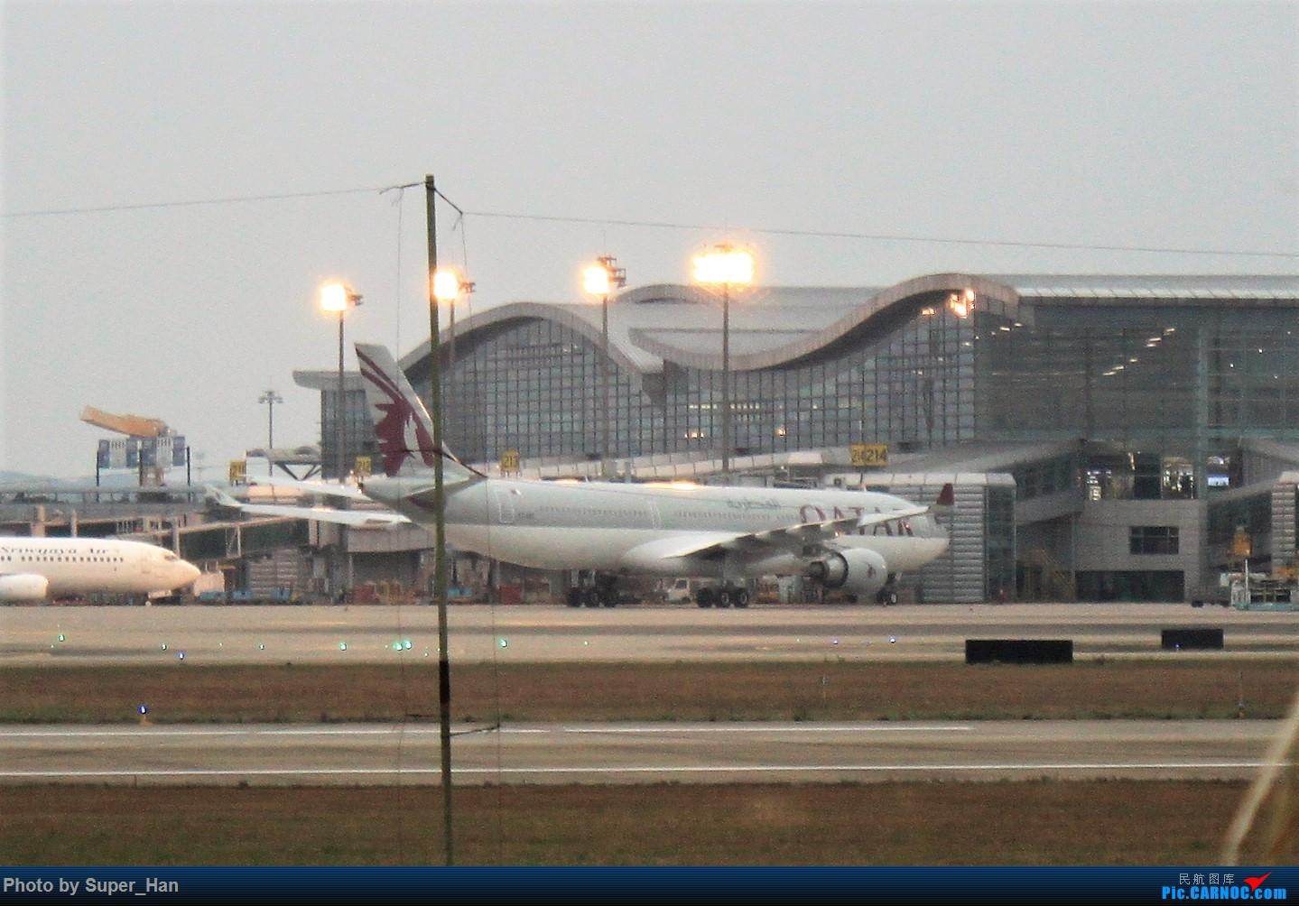 Re:[原创]0208HGH转悠 AIRBUS A330-300 A7-AEC 中国杭州萧山国际机场