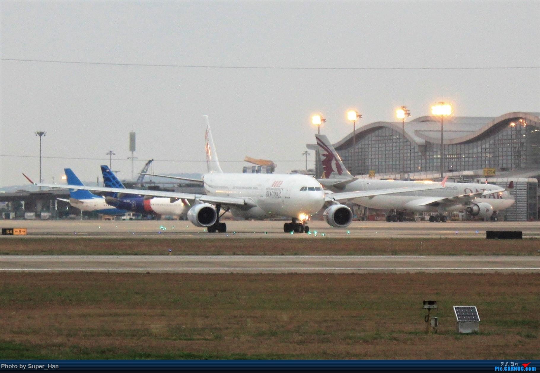 Re:[原创]0208HGH转悠 AIRBUS A330-300 B-HLC 中国杭州萧山国际机场