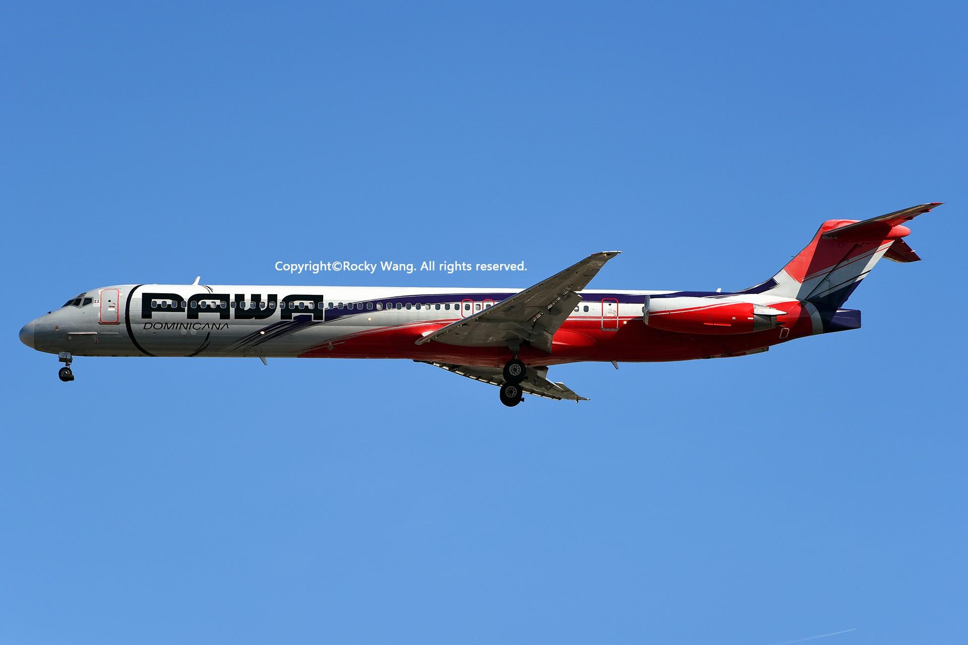 Re:[原创]KMIA 30图 MCDONNELL DOUGLAS MD-82 HI914 Miami Int'l Airport
