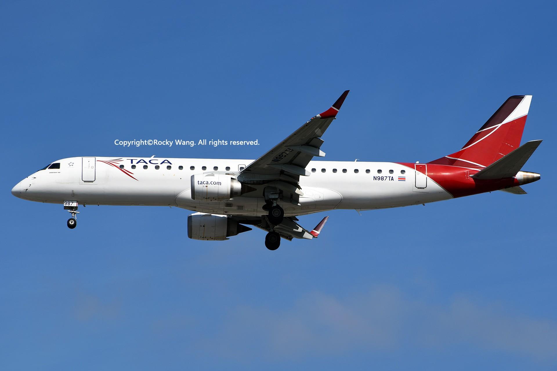 Re:[原创]KMIA 30图 EMBRAER 190-100IGW N987TA Miami Int'l Airport