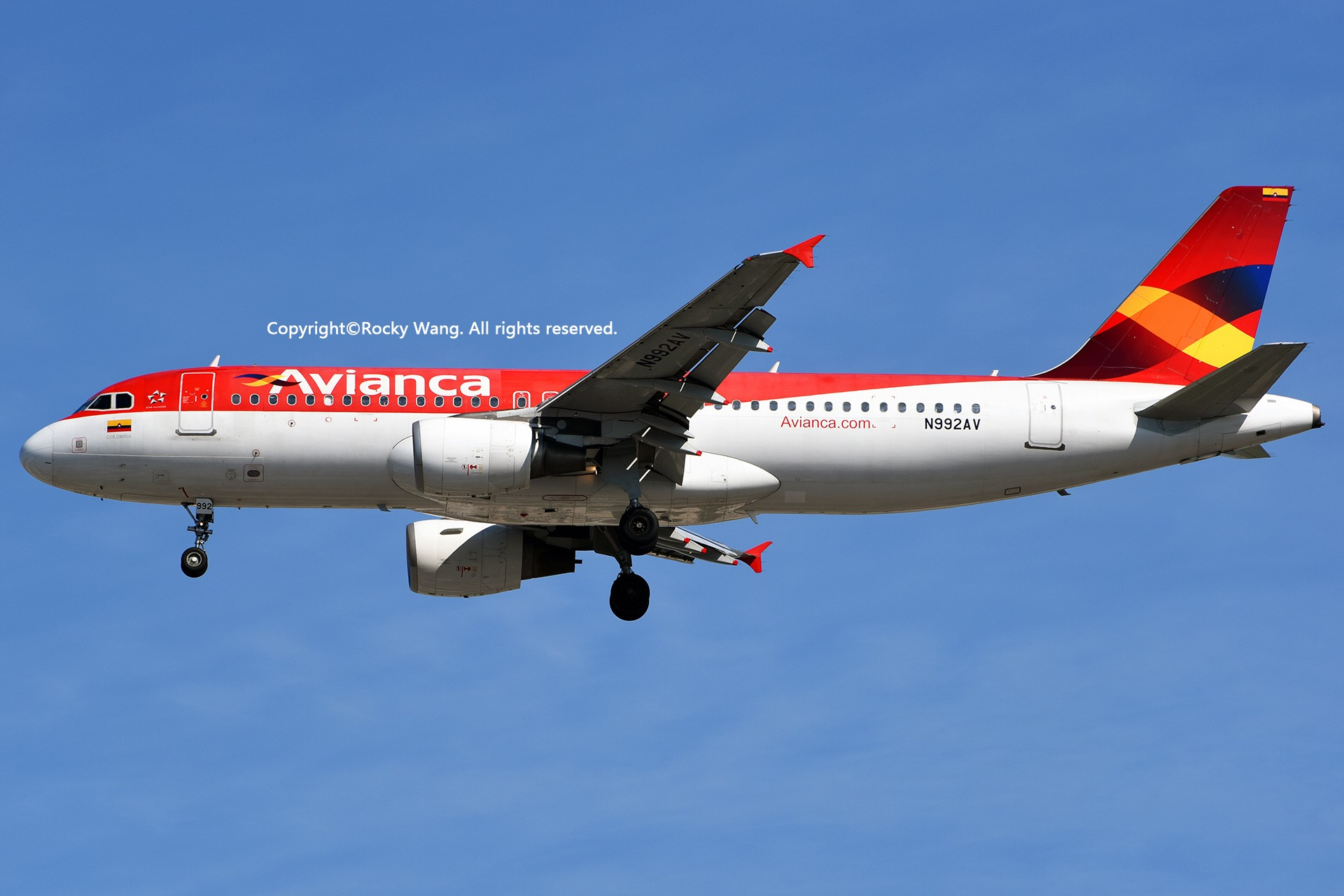 Re:KMIA 30图 AIRBUS A320-214 N992AV Miami Int'l Airport