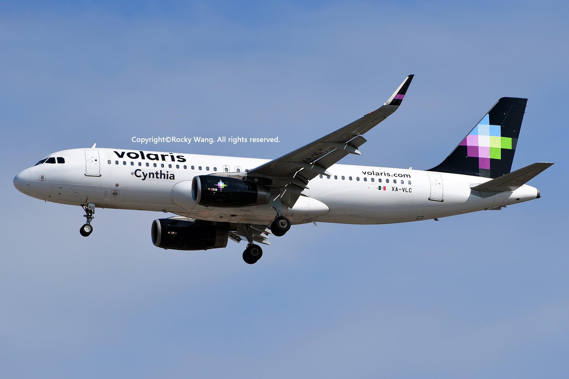 Re:[原创]KMIA 30图 AIRBUS A320-233 XA-VLC Miami Int'l Airport