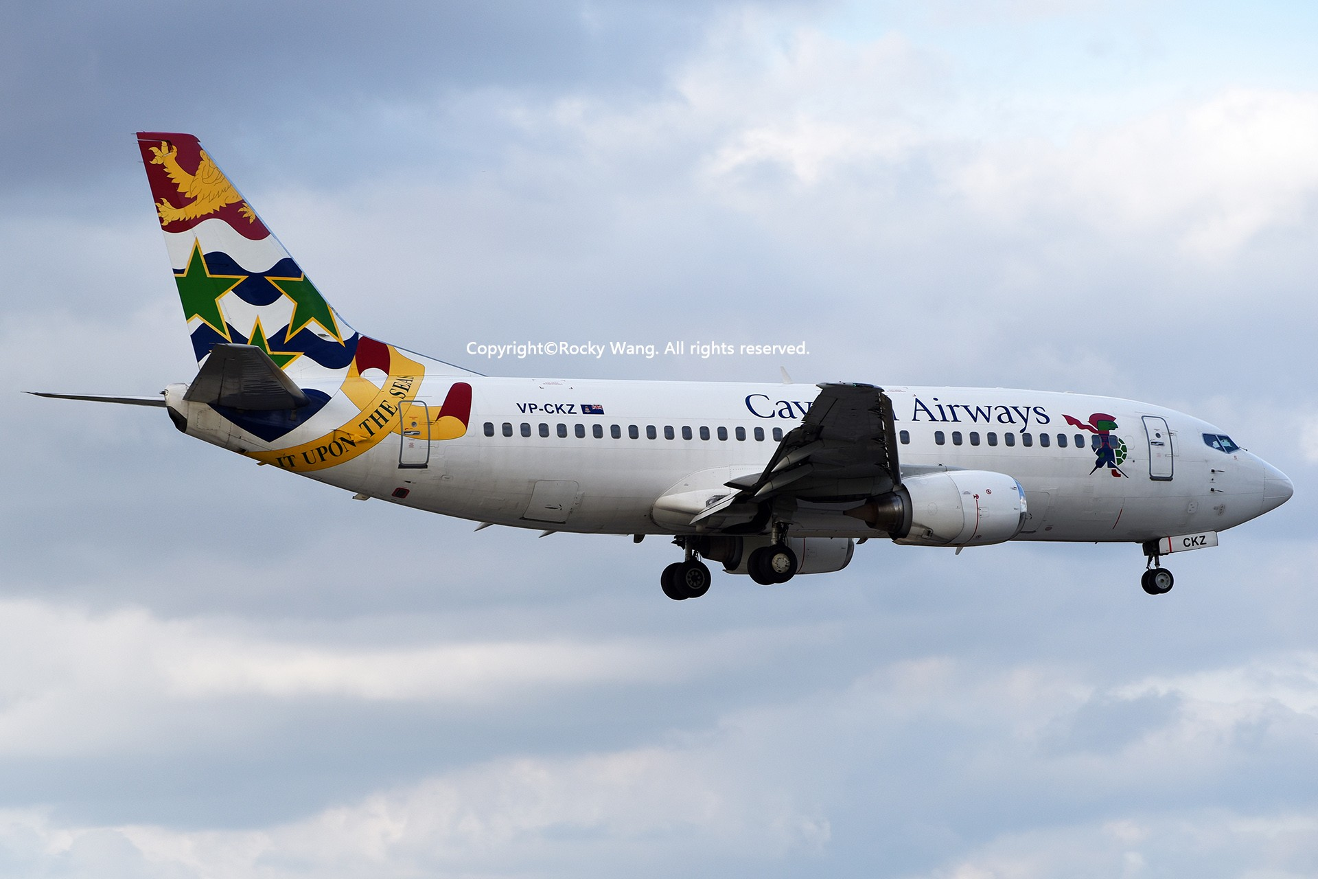 Re:[原创]KMIA 30图 BOEING 737-36E VP-CKZ Miami Int'l Airport