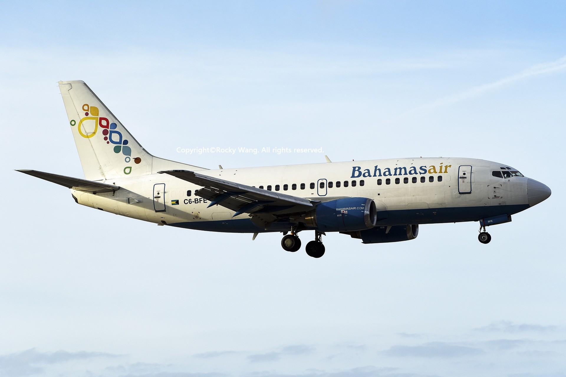 Re:[原创]KMIA 30图 BOEING 737-5H6 C6-BFE Miami Int'l Airport