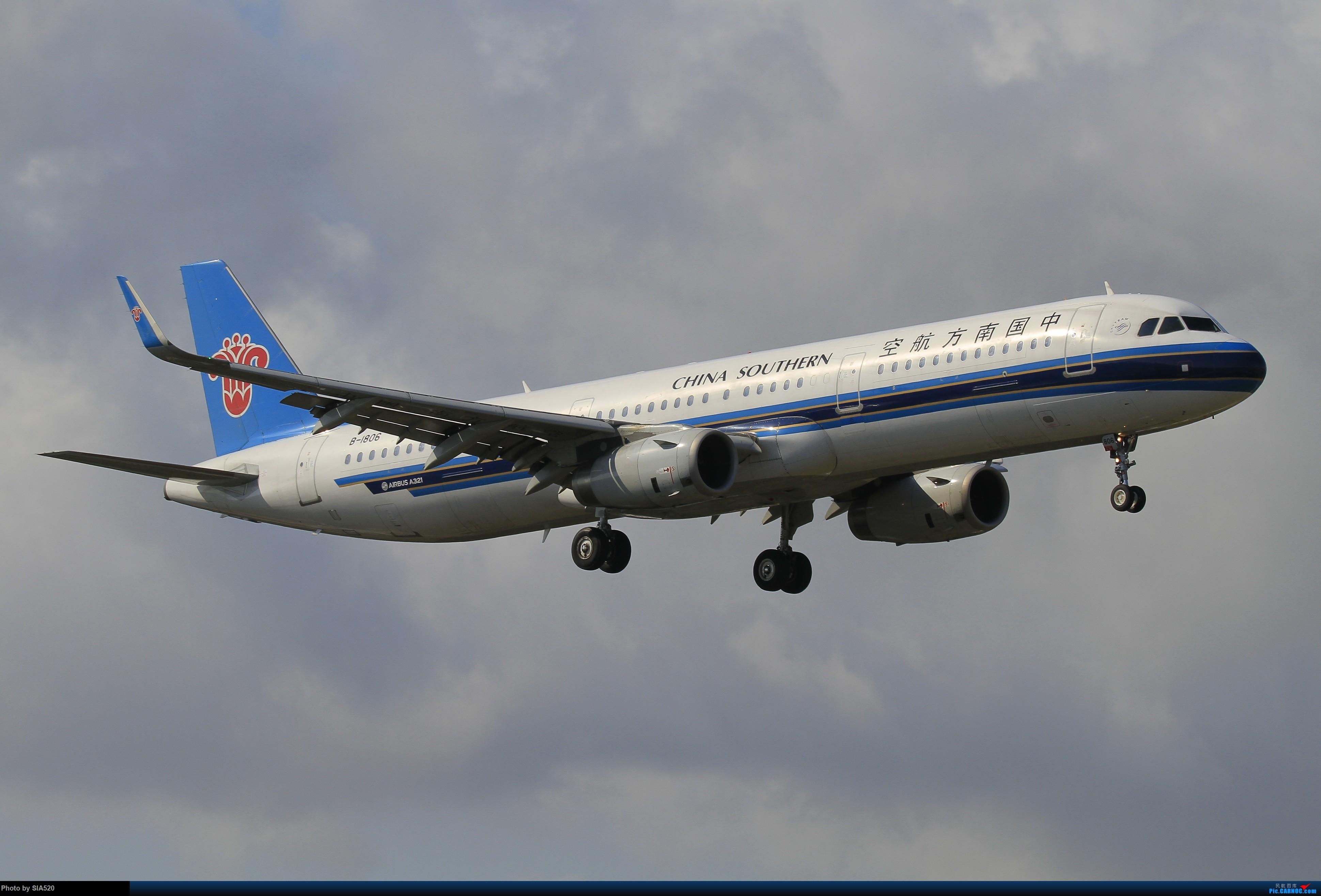 Re:[原创]北京人儿在三亚—600mm解锁凤凰 AIRBUS A321-200 B-1806 中国三亚凤凰国际机场