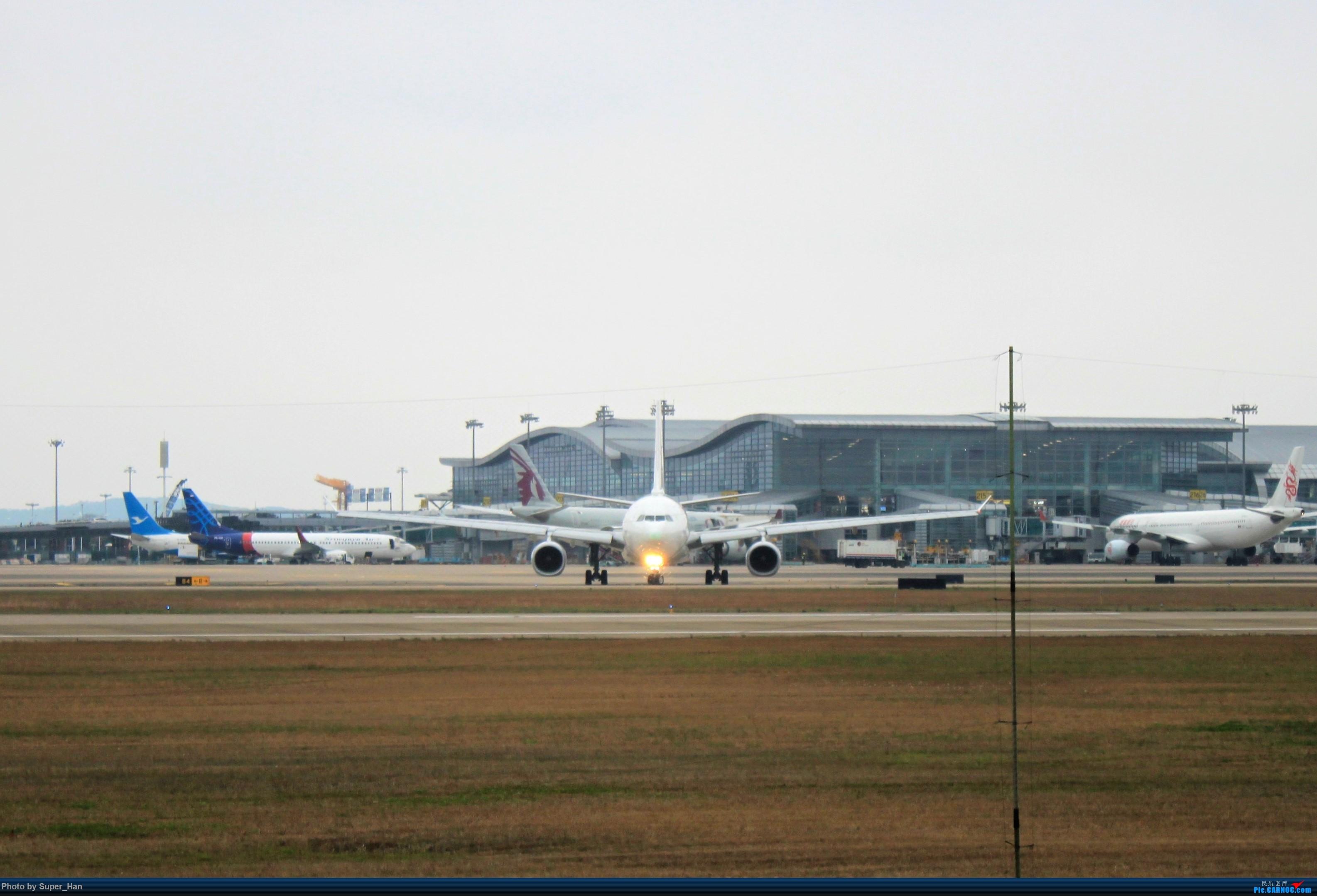 Re:[原创]0208HGH解锁新土堆 AIRBUS A330-200 B-6099 中国杭州萧山国际机场