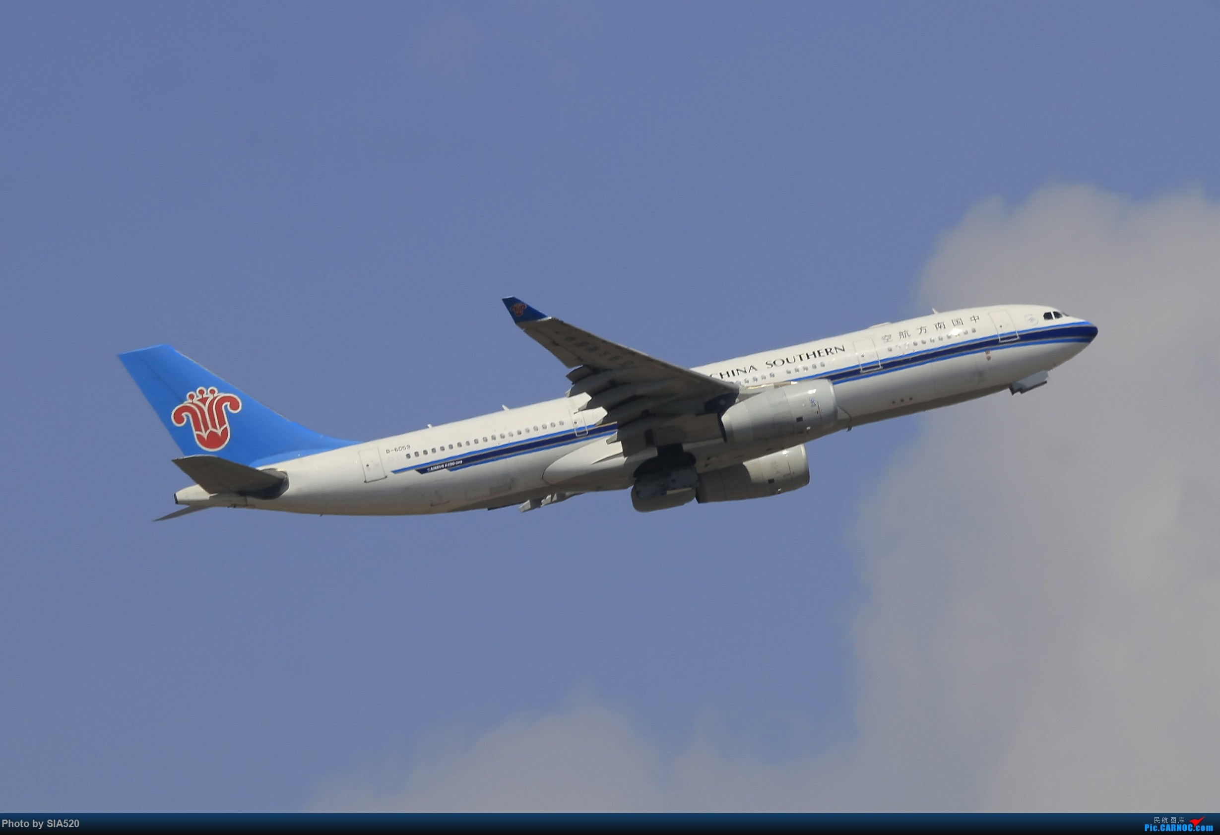Re:[原创]北京人儿在三亚—600mm解锁凤凰 AIRBUS A330-200 B-6059 中国三亚凤凰国际机场