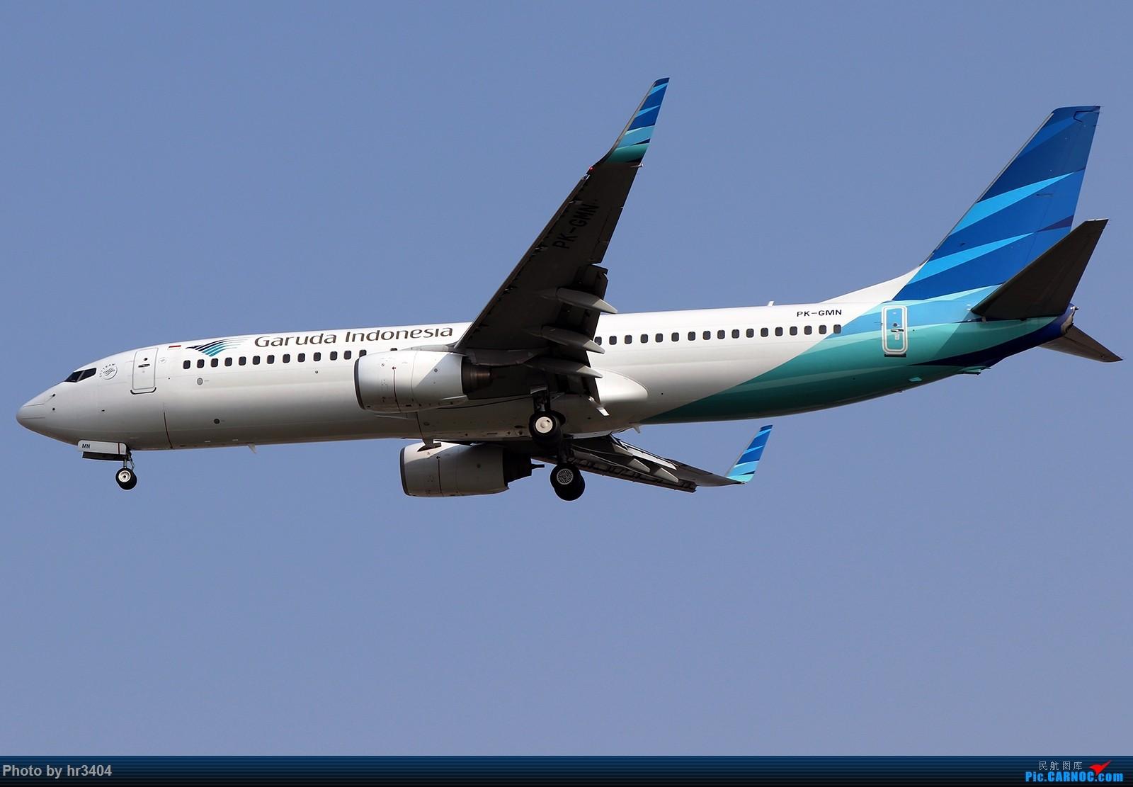 Re:[原创]寒假ZGGG拍机 BOEING 737-800 PK-GMN 中国广州白云国际机场