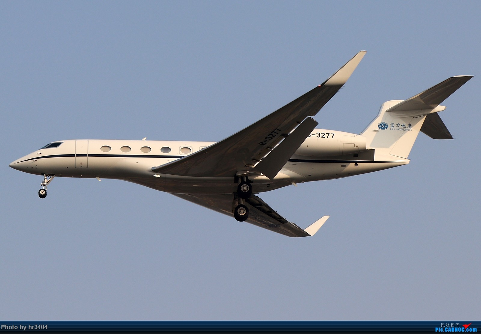 Re:[原创]寒假ZGGG拍机 GULFSTREAM G650 B-3277 中国广州白云国际机场