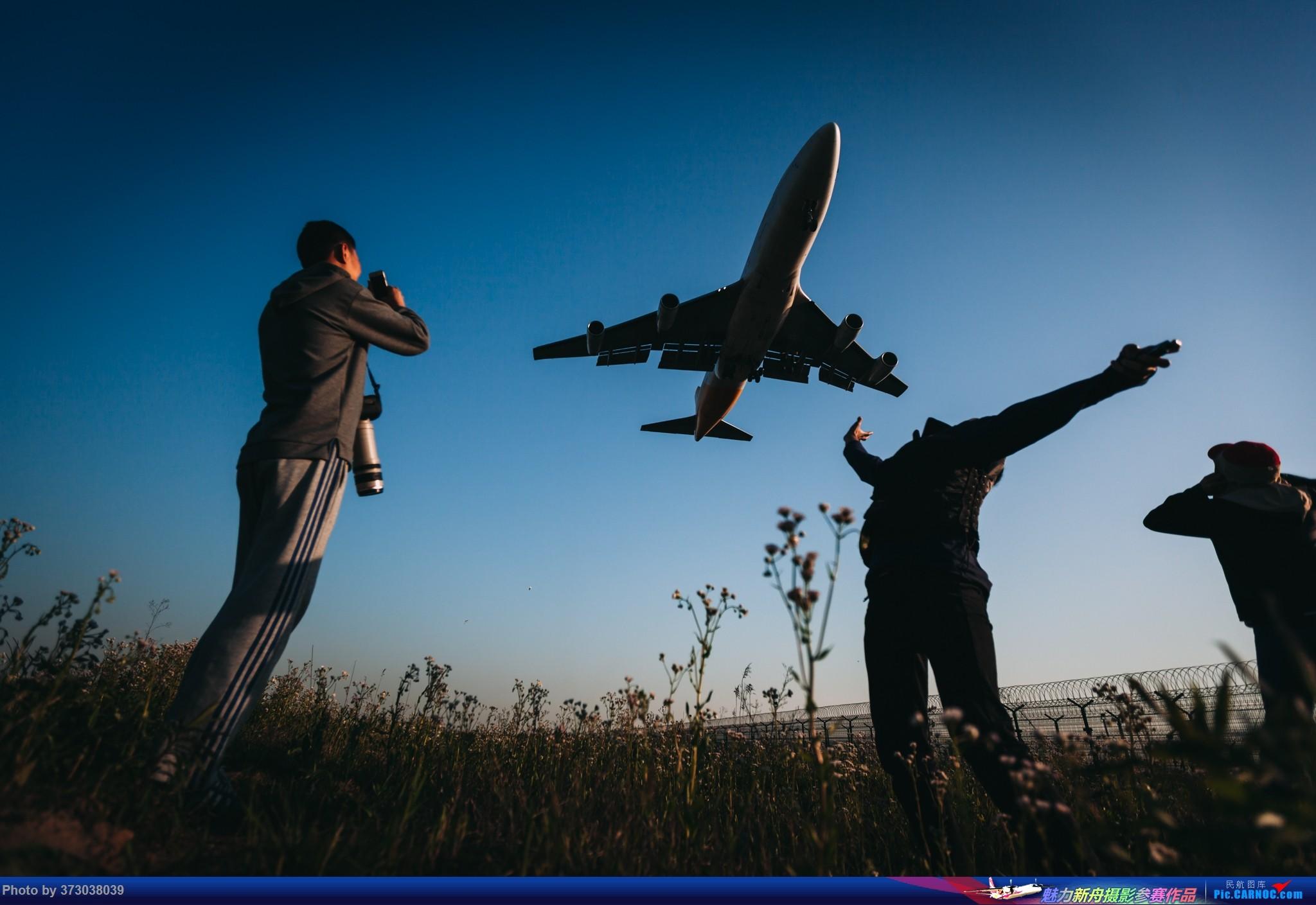 [原创]晨光女皇,一图致敬 波音747首飞50周年     飞友