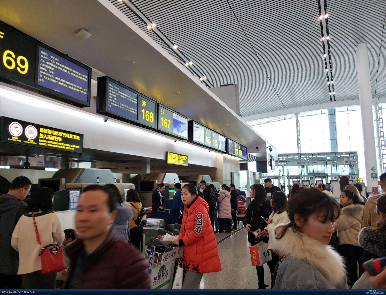 Re:[原创]潜水那么久来发个游记,ZUH-BHY-ACX-CKG-CAN体验CRJ900和789,顺便看下BHY和CKG机场    中国重庆江北国际机场