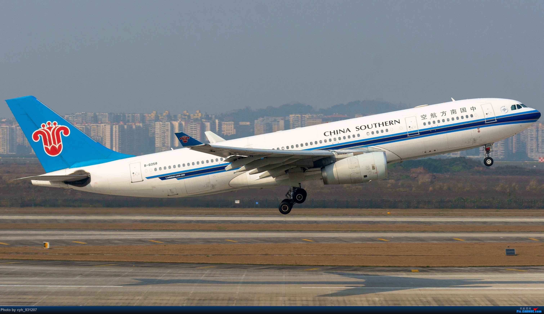 Re:[原创]大年初二,CKG三跑 AIRBUS A330-200 B-6058 中国重庆江北国际机场