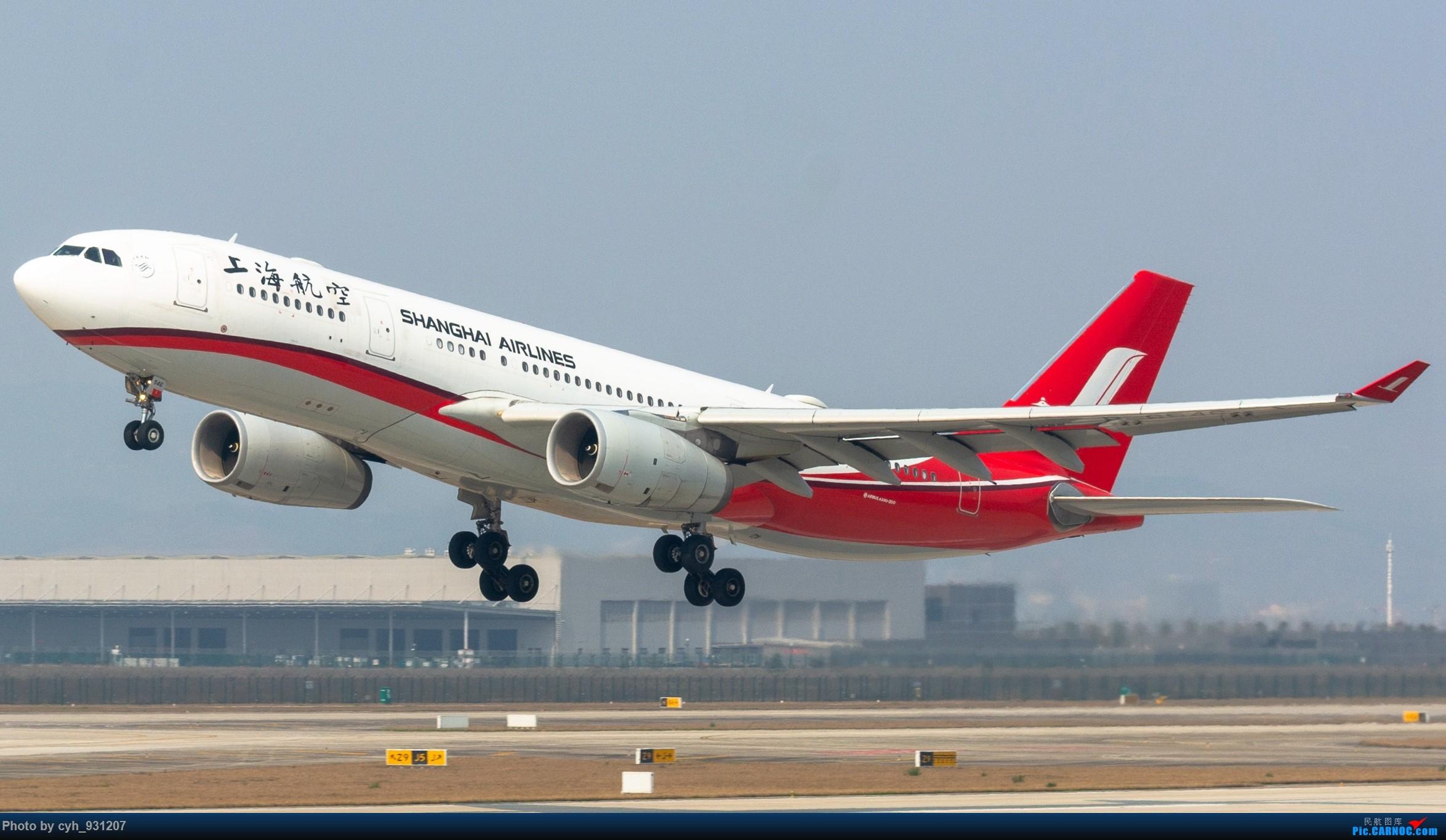 Re:[原创]大年初二,CKG三跑 AIRBUS A330-200 B-6546 中国重庆江北国际机场