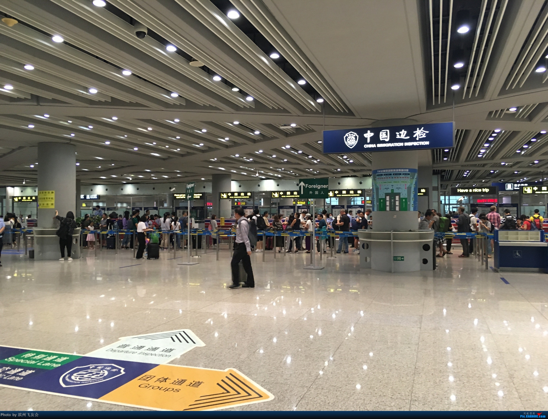 Re:~骚年飞行篇~补充半年前的香港之路,国航CA111 PEK-HKG,有幸坐到大擦第50架77W    中国北京首都国际机场