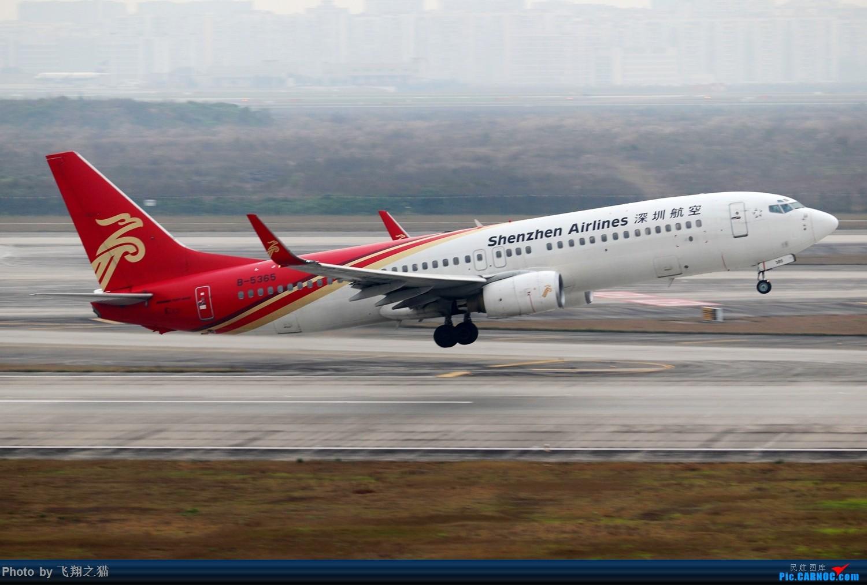 Re:[原创]CKG拍机(2019春运拍机之二) BOEING 737-800 B-5365 重庆江北国际机场