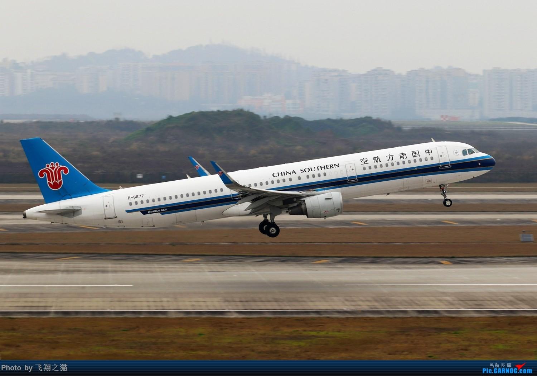 Re:[原创]CKG拍机(2019春运拍机之二) AIRBUS A321 B-8677 重庆江北国际机场