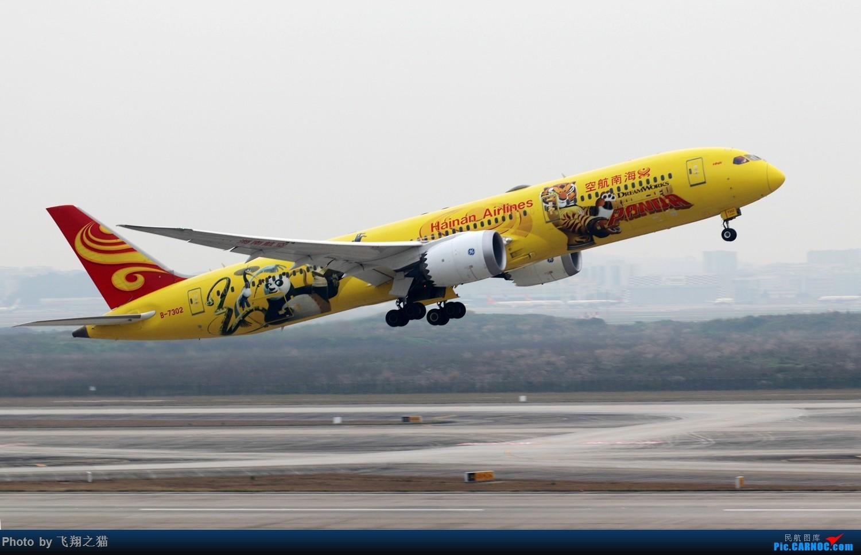 Re:[原创]CKG拍机(2019春运拍机之二) BOEING 787-9 B-7302 重庆江北国际机场