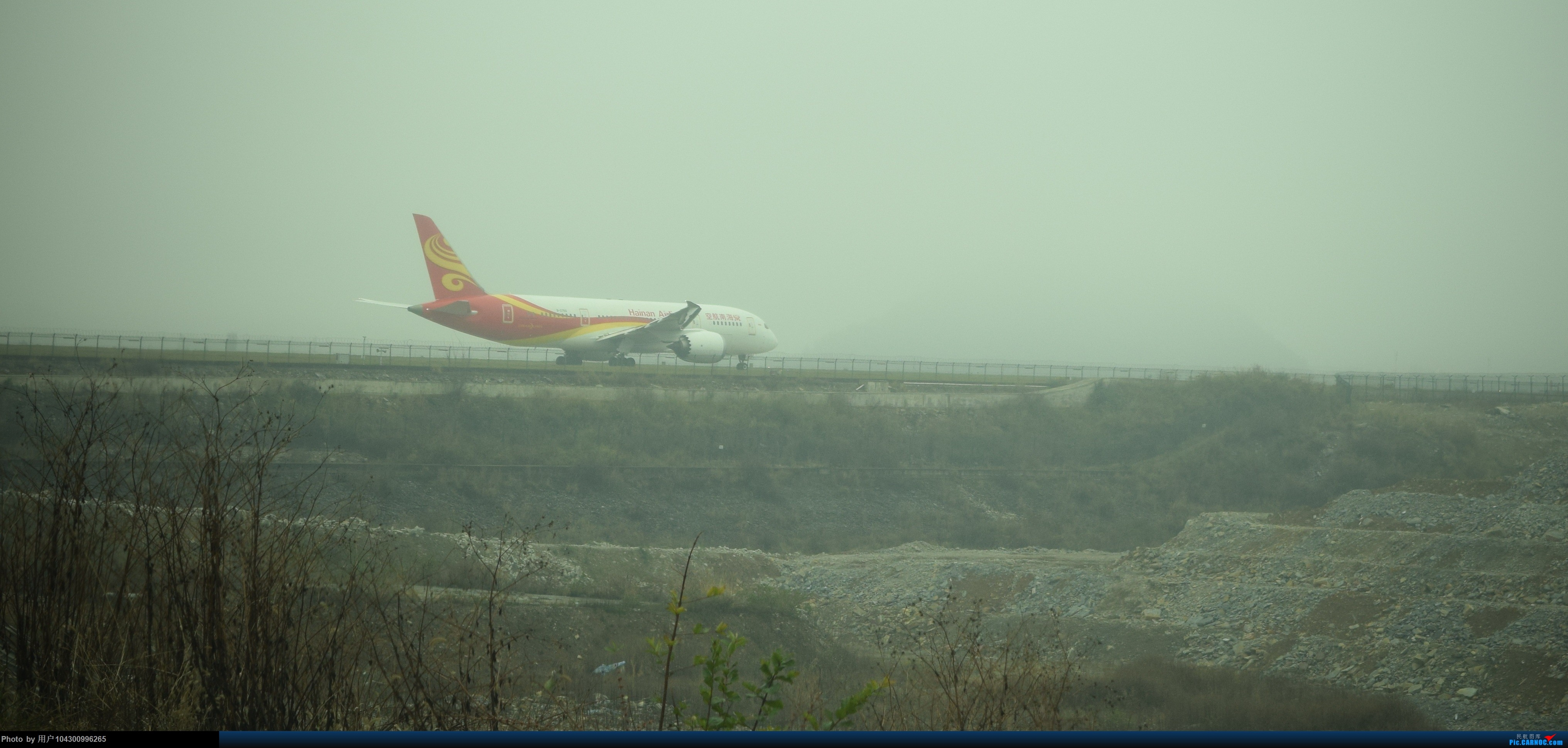 Re:[原创][KWE]贵阳龙洞堡拍机 BOEING 787-8 B-2750 中国贵阳龙洞堡国际机场