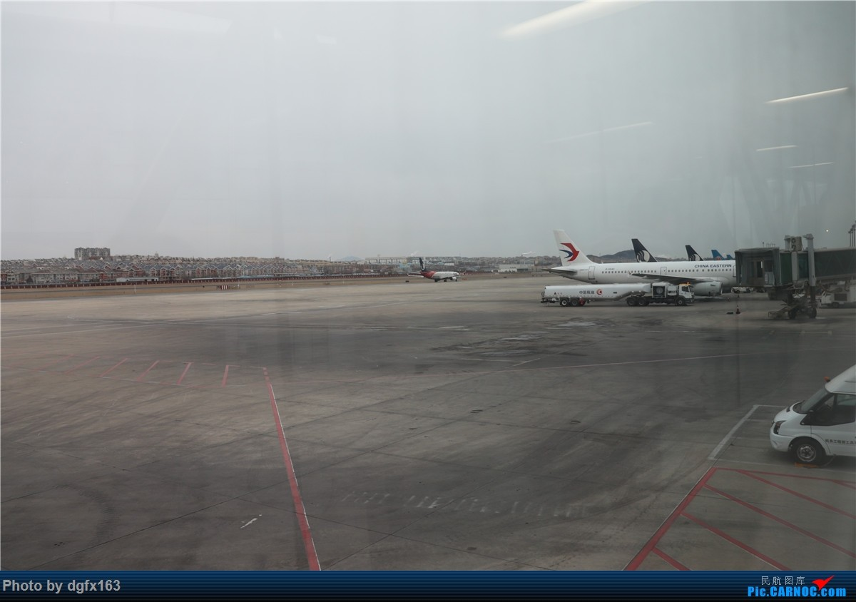 Re:[原创]【dgfx163的游记(31.32)】东方航空A319-100 MU5641/2 大连-朝阳-大连 首次单反摄影记,首次尝试合集 AIRBUS A319-100 B-6460 中国大连国际机场