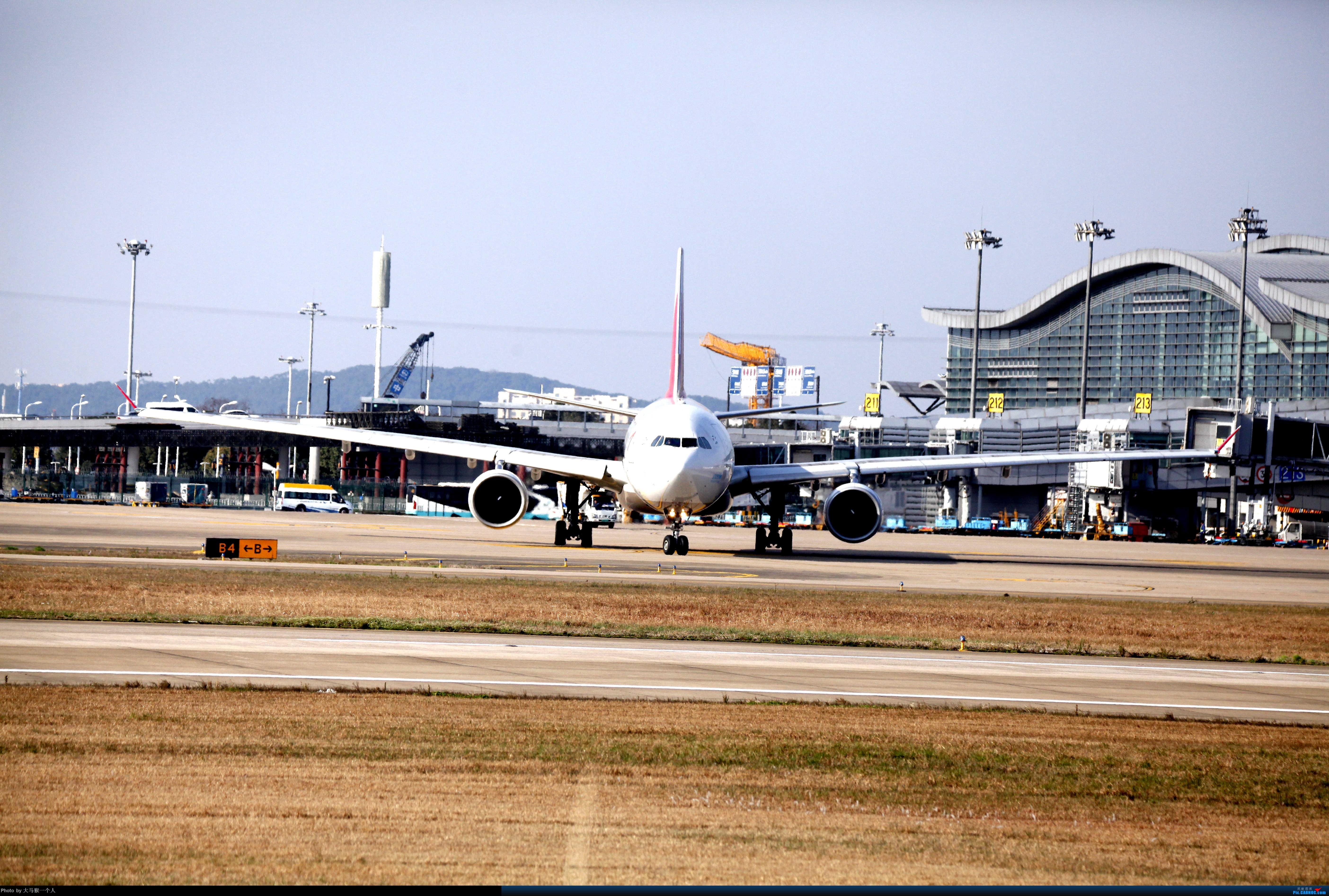 Re:我也凑凑热闹HGH春节拍机  一堆大脸一堆330 AIRBUS A330-200  中国杭州萧山国际机场
