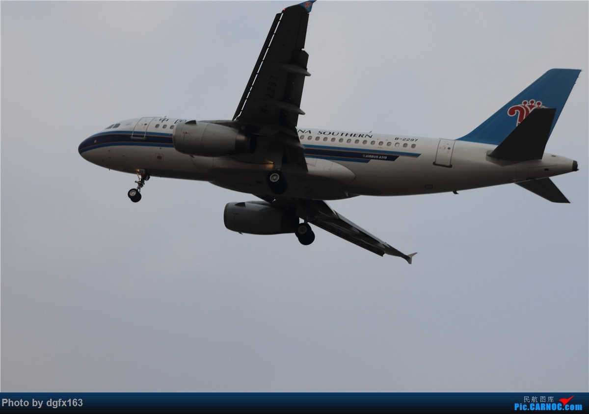 Re:[原创]【dgfx163的拍机(4)】初七宜拍机 DLC28跑道头一组 烂天图不多 AIRBUS A319-100 B-2297 中国大连国际机场