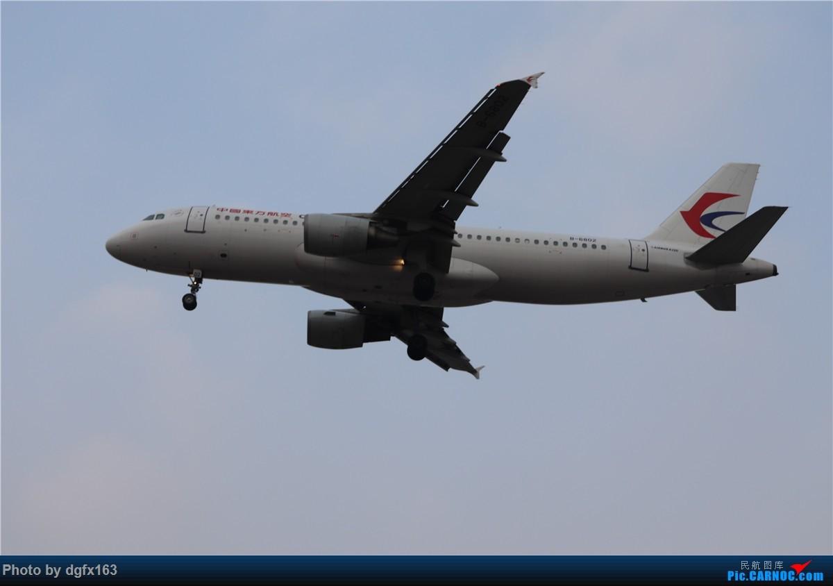 Re:[原创]【dgfx163的拍机(4)】初七宜拍机 DLC28跑道头一组 烂天图不多 AIRBUS A320-200 B-6802 中国大连国际机场