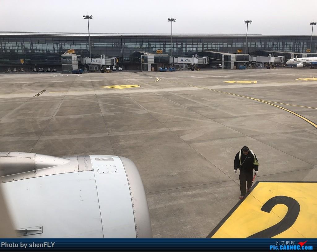 Re:[原创]首次体验A320NEO,结缘东航江苏公司B-302Z AIRBUS A320NEO B-302Z 中国南京禄口国际机场 中国南京禄口国际机场