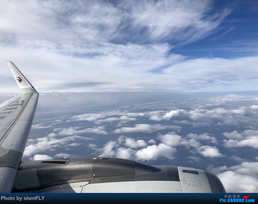 Re:[原创]首次体验A320NEO,结缘东航江苏公司B-302Z AIRBUS A320NEO B-302Z 空中