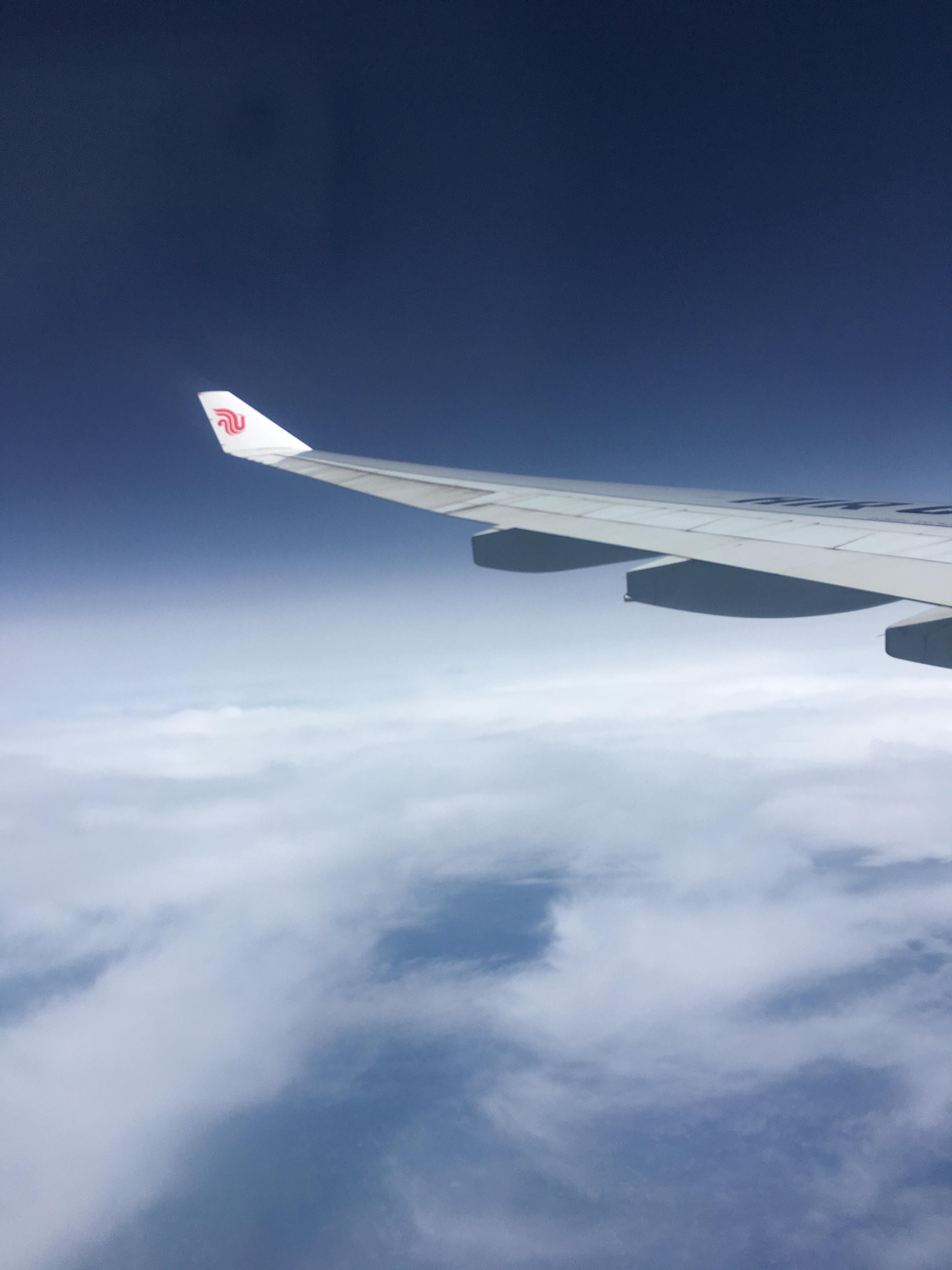 Re:[原创]~骚年飞行篇~补充半年前的CA111:PEK-HKG,有幸坐到大擦第50架A330!