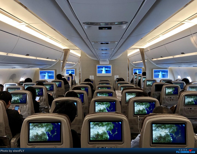 Re:[原创]PEK-SHA 体验MU上海本部第二架A359 B-304N 超级经济舱 AIRBUS A350-900 B-304N 中国北京首都国际机场
