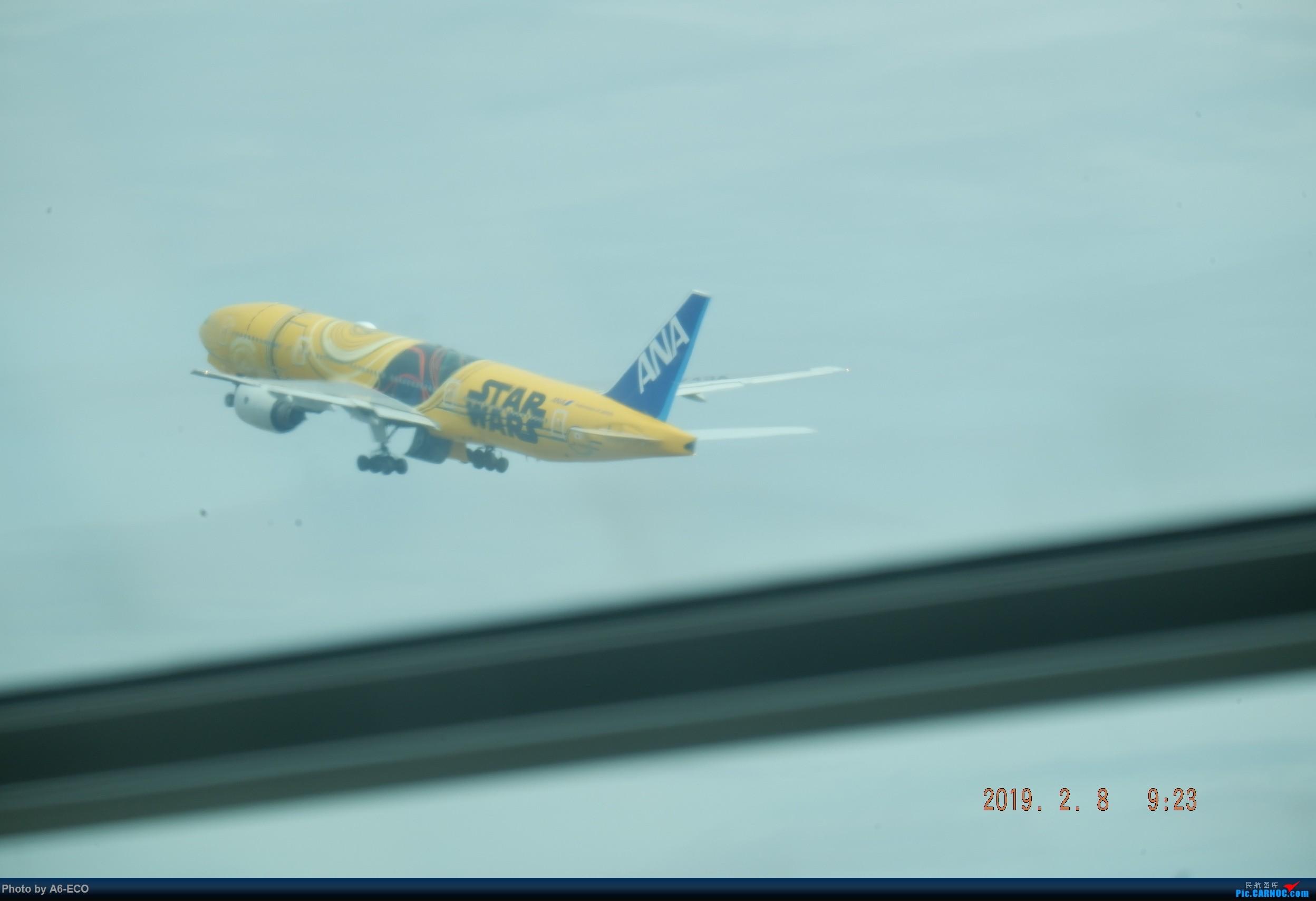 Re:[原创]HND内场,@henrish @Skyteam123 BOEING 777-200 JA743A 日本东京羽田国际机场