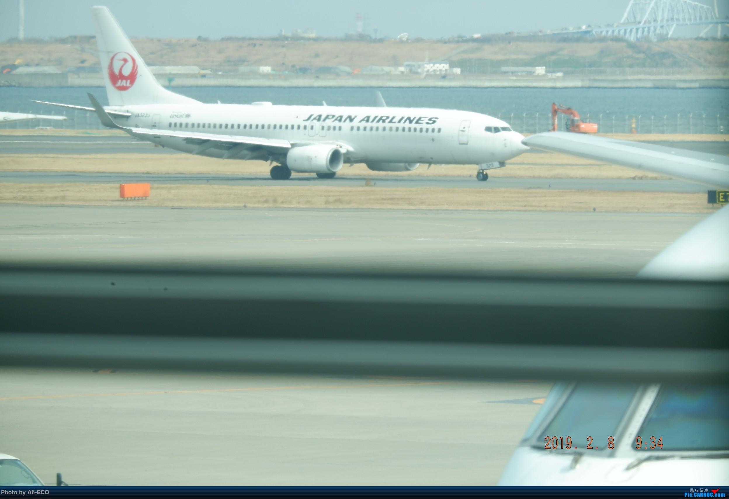 Re:[原创]HND内场,@henrish @Skyteam123 BOEING 737-800 JA323A 日本东京羽田国际机场