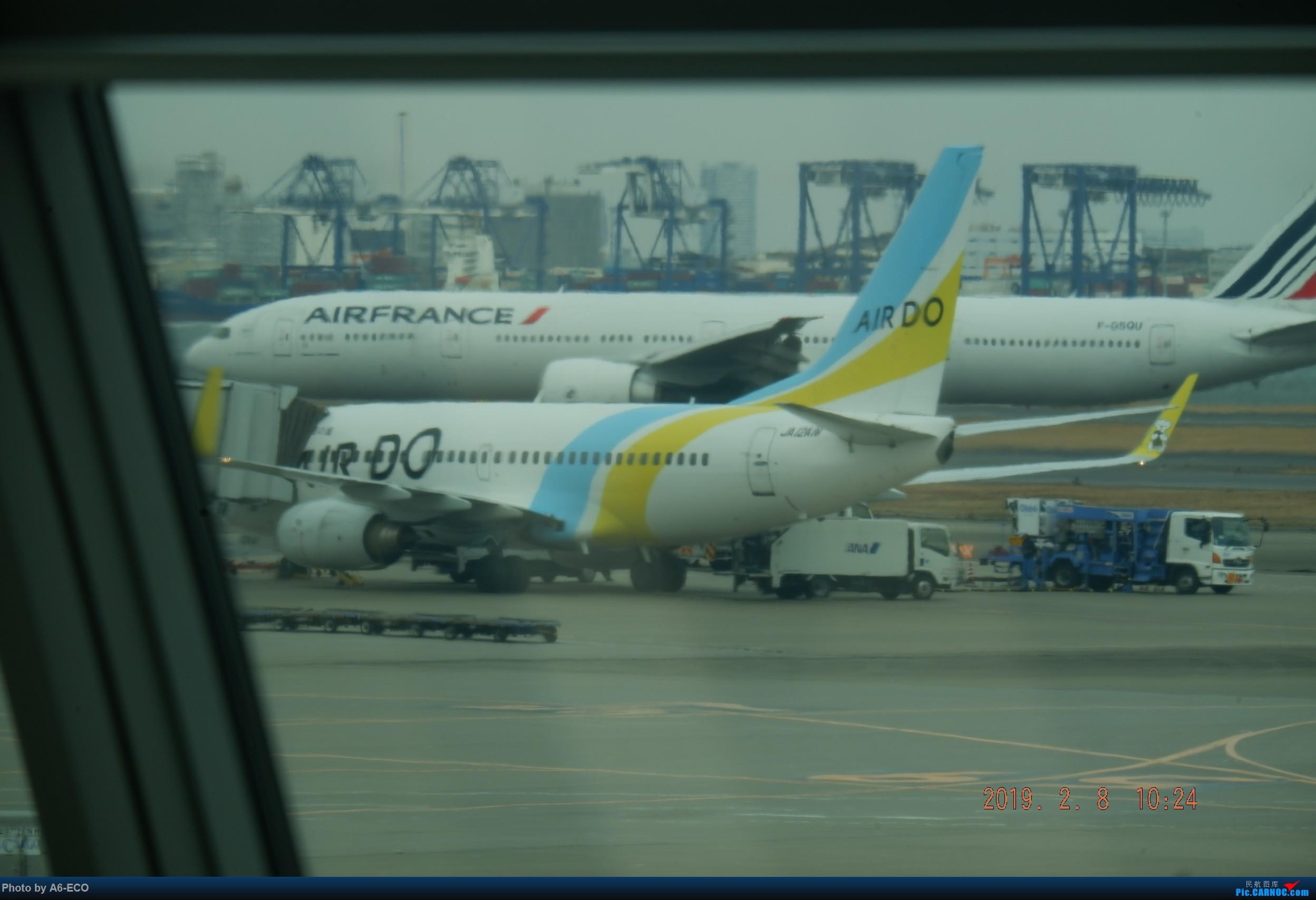 Re:[原创]HND内场,@henrish @Skyteam123 BOEING 777-300ER F-GSQU 日本东京羽田国际机场
