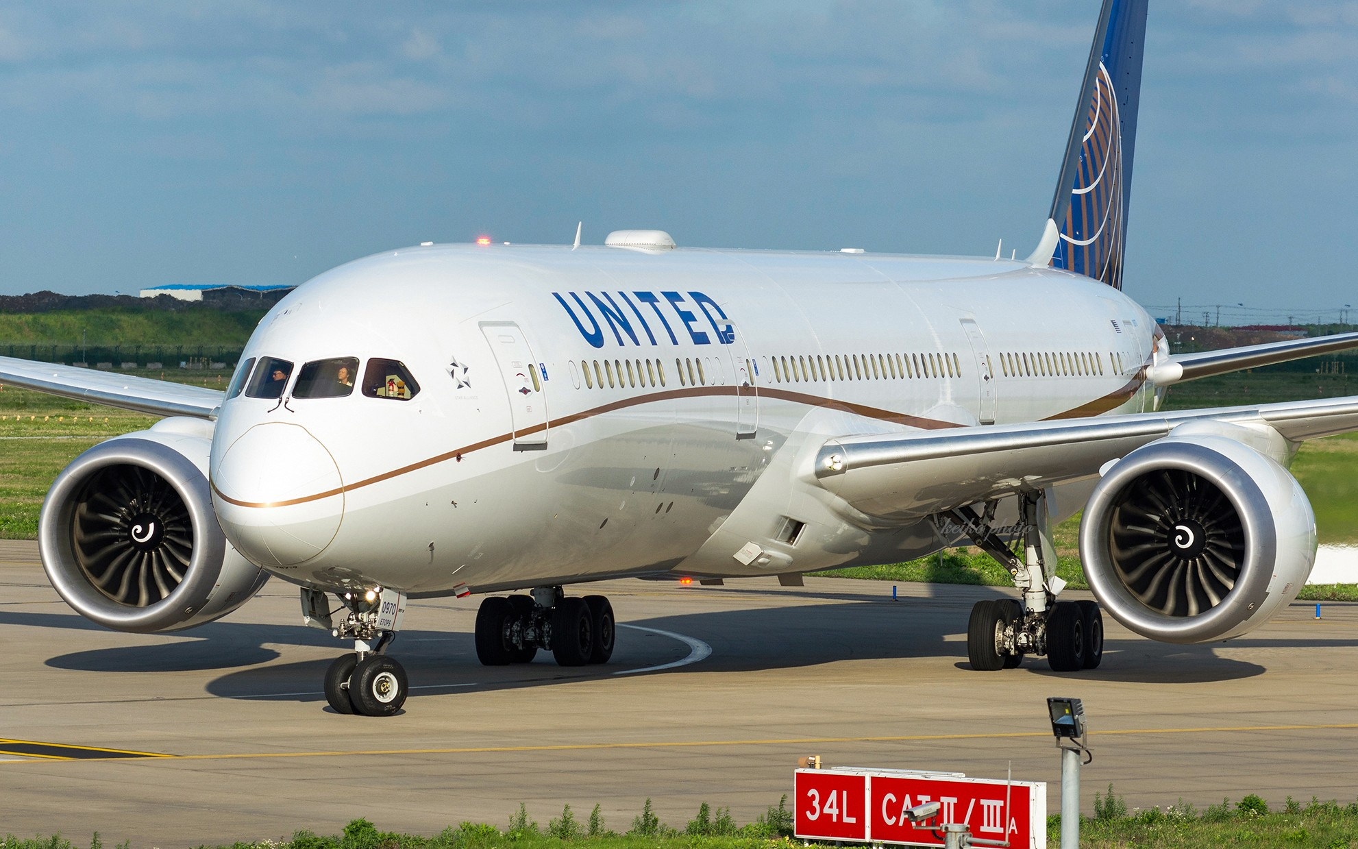 Re:[原创]发图讲话 BOEING 787-9 N26970 中国上海浦东国际机场