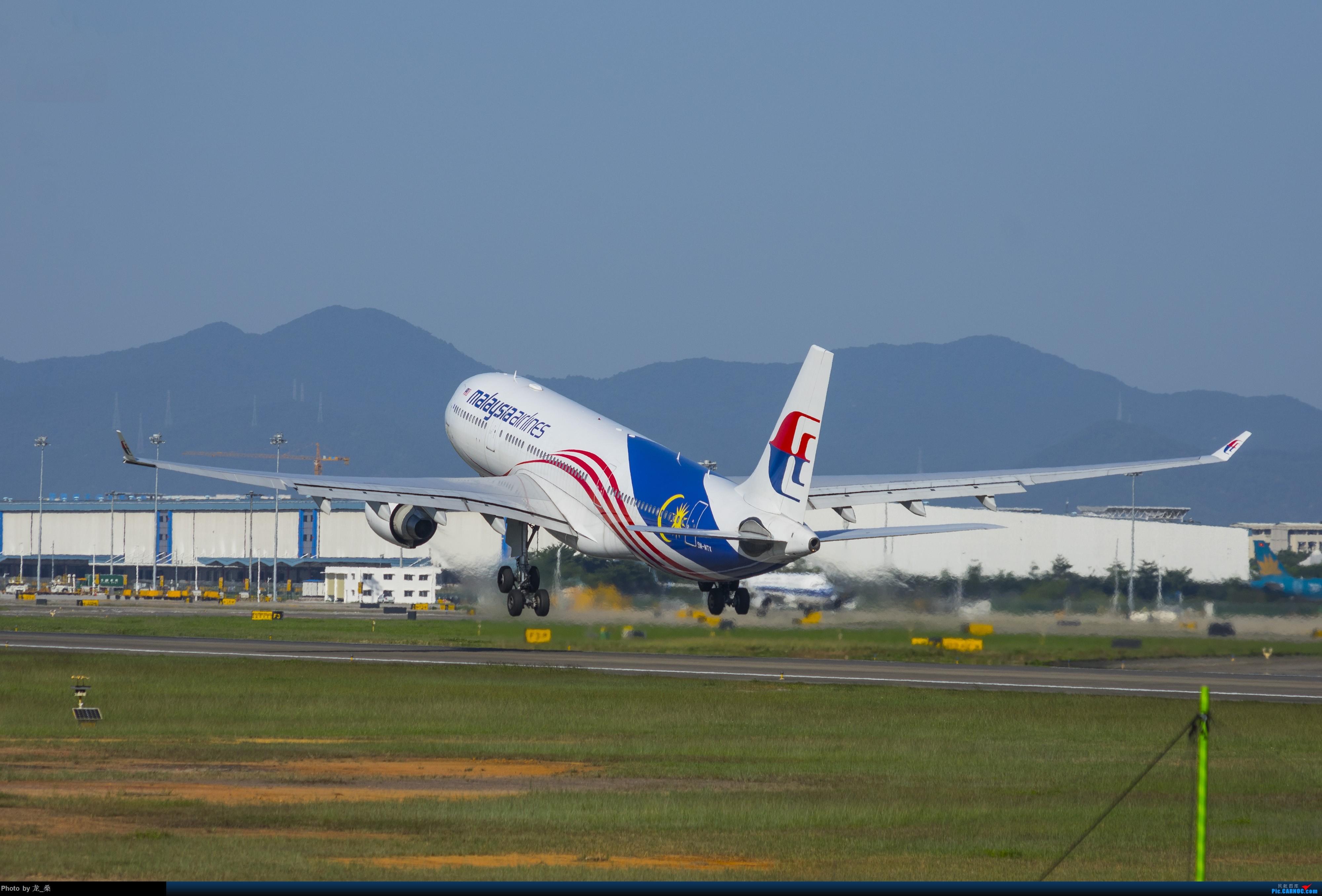 Re:[原创]发一组CAN的旧图,我可能是论坛唯一宾得党了吧 AIRBUS A330-200 9M-MTX 中国广州白云国际机场