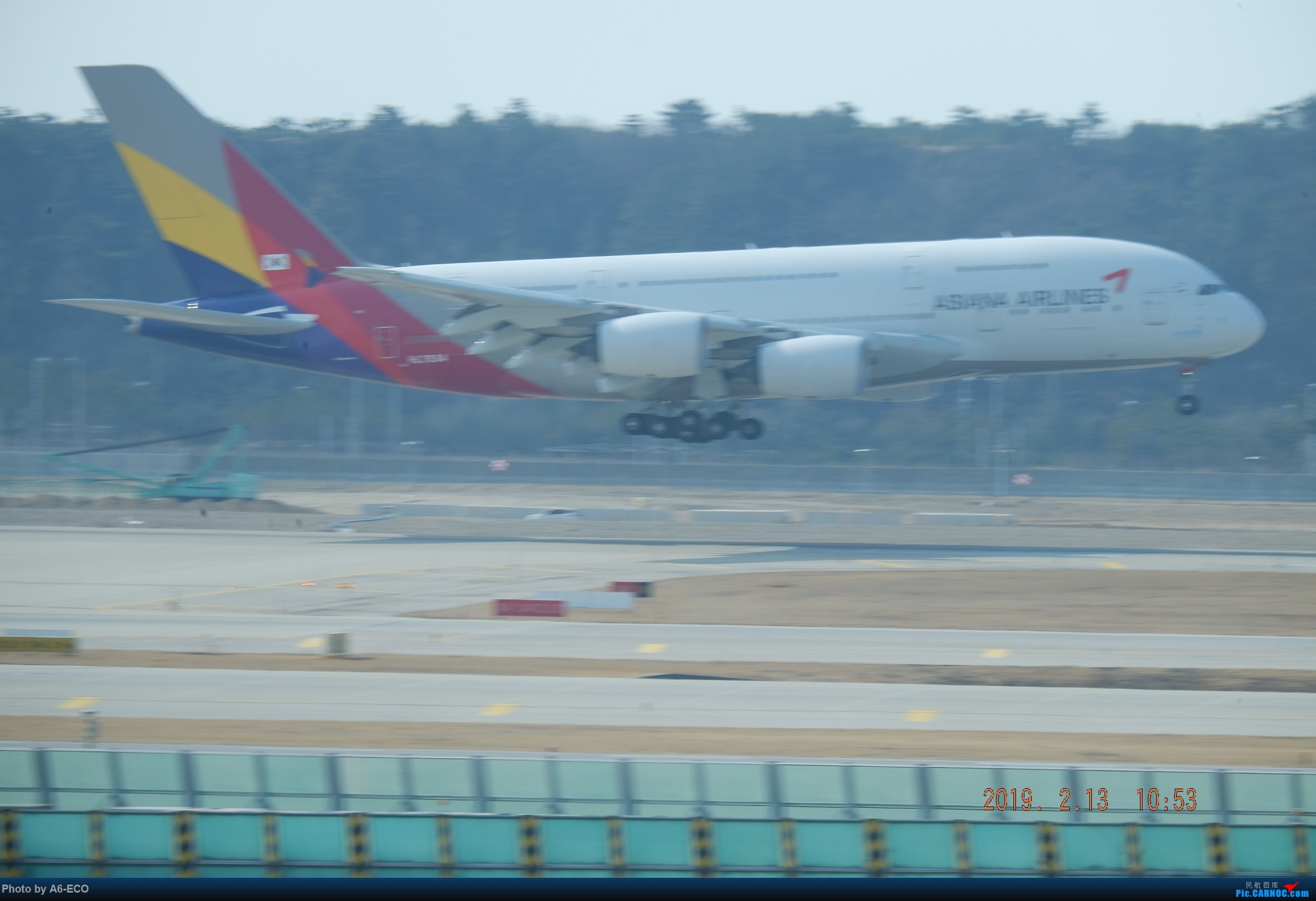 Re:[原创]test AIRBUS A380-800 HL7634 韩国首尔仁川机场