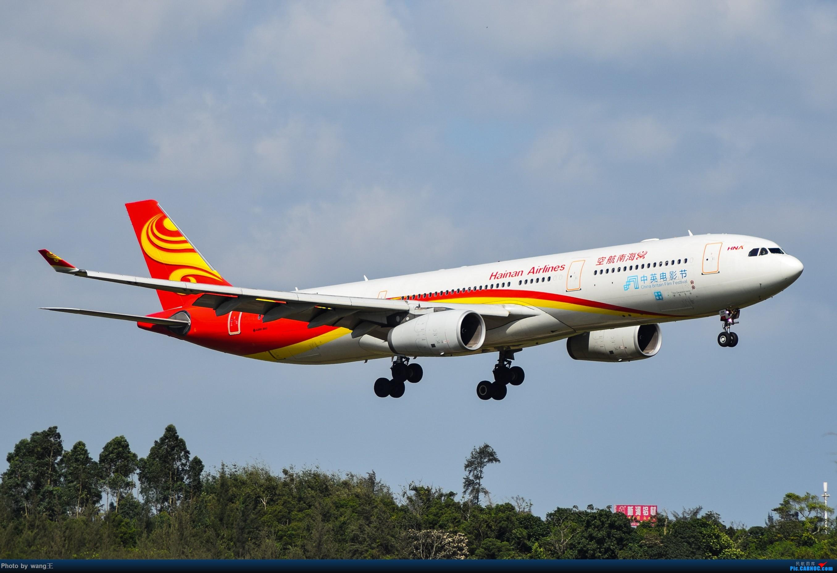 Re:[原创]记录HAK 2019的春运 AIRBUS A330-300 B-8118 中国海口美兰国际机场